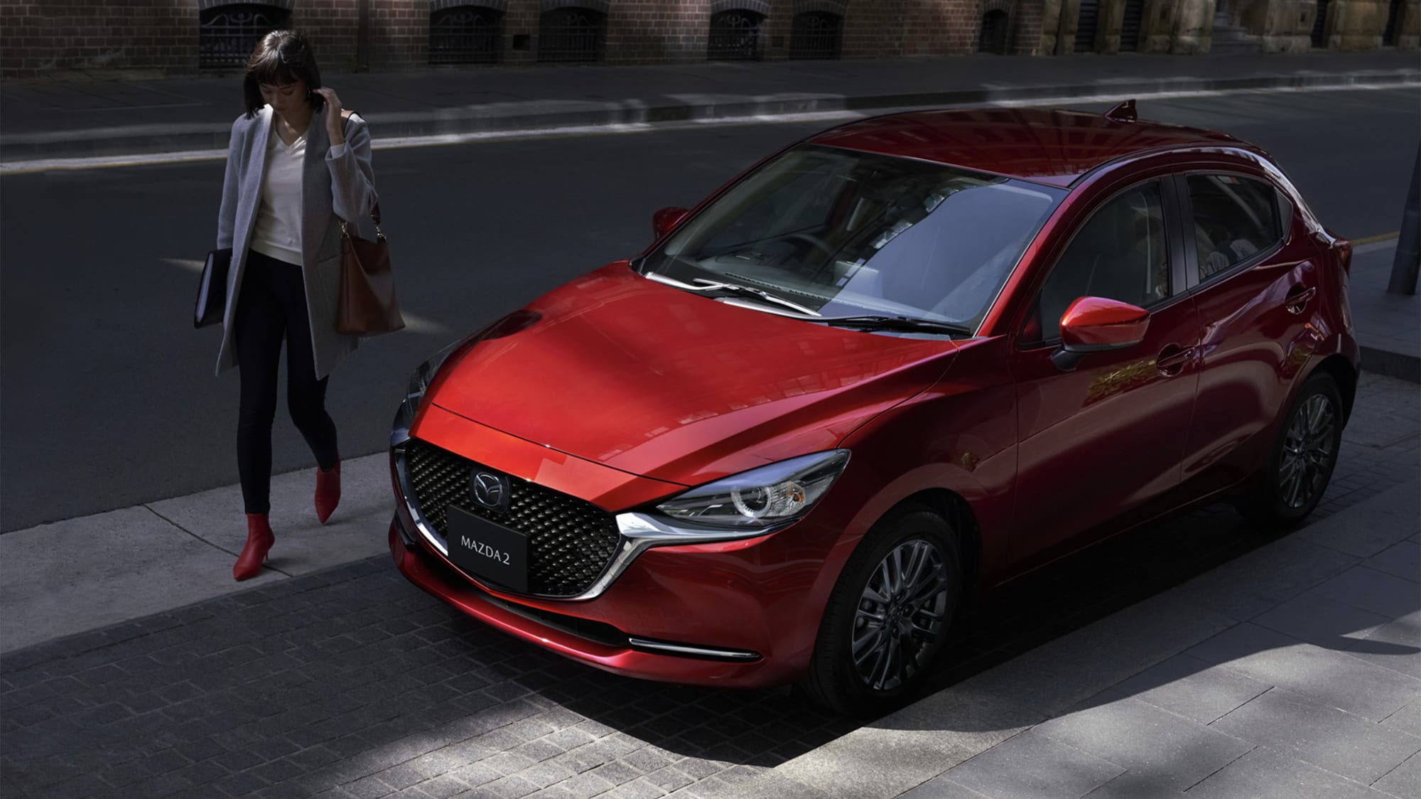 2020 Mazda 2 revealed for Japan, here next year
