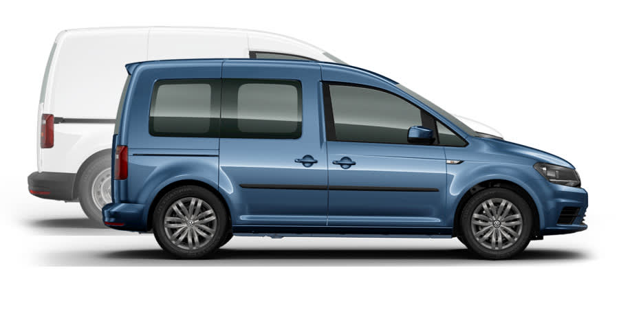 small delivery vans