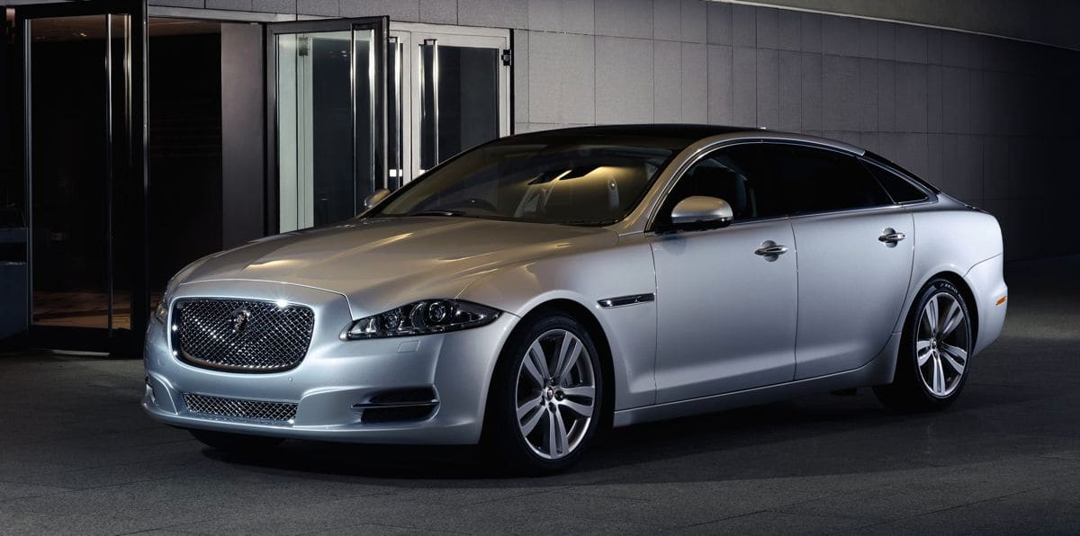 2014 Jaguar XJ 4dr Sdn RWD Specs and Features | U.S. News & World ...