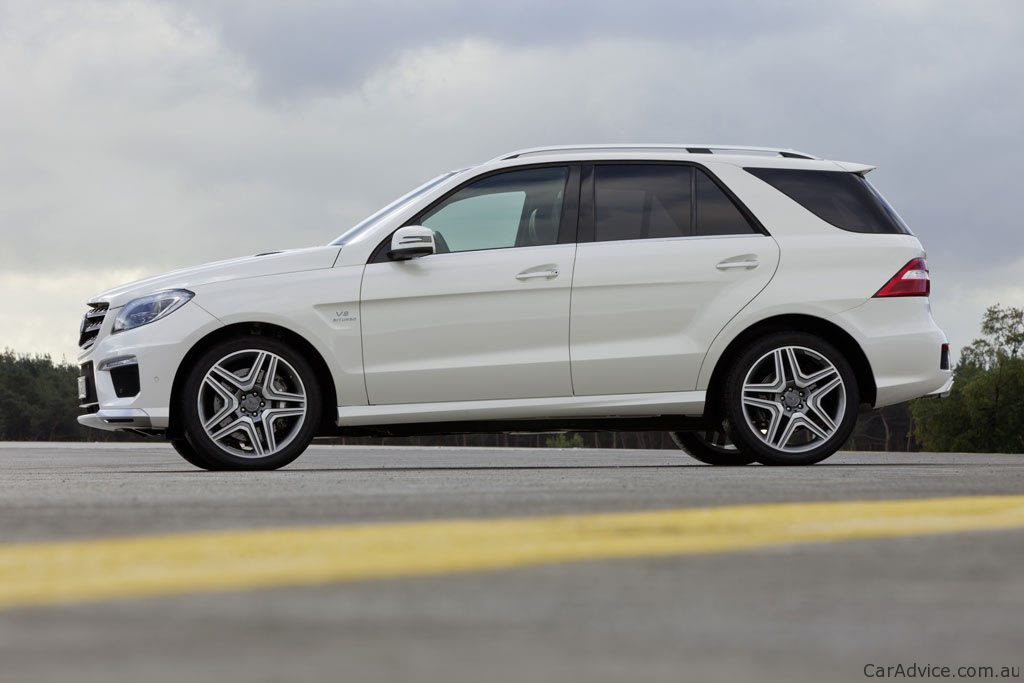 Test Drive: 2012 Mercedes-Benz ML63 AMG - NikJMiles.com