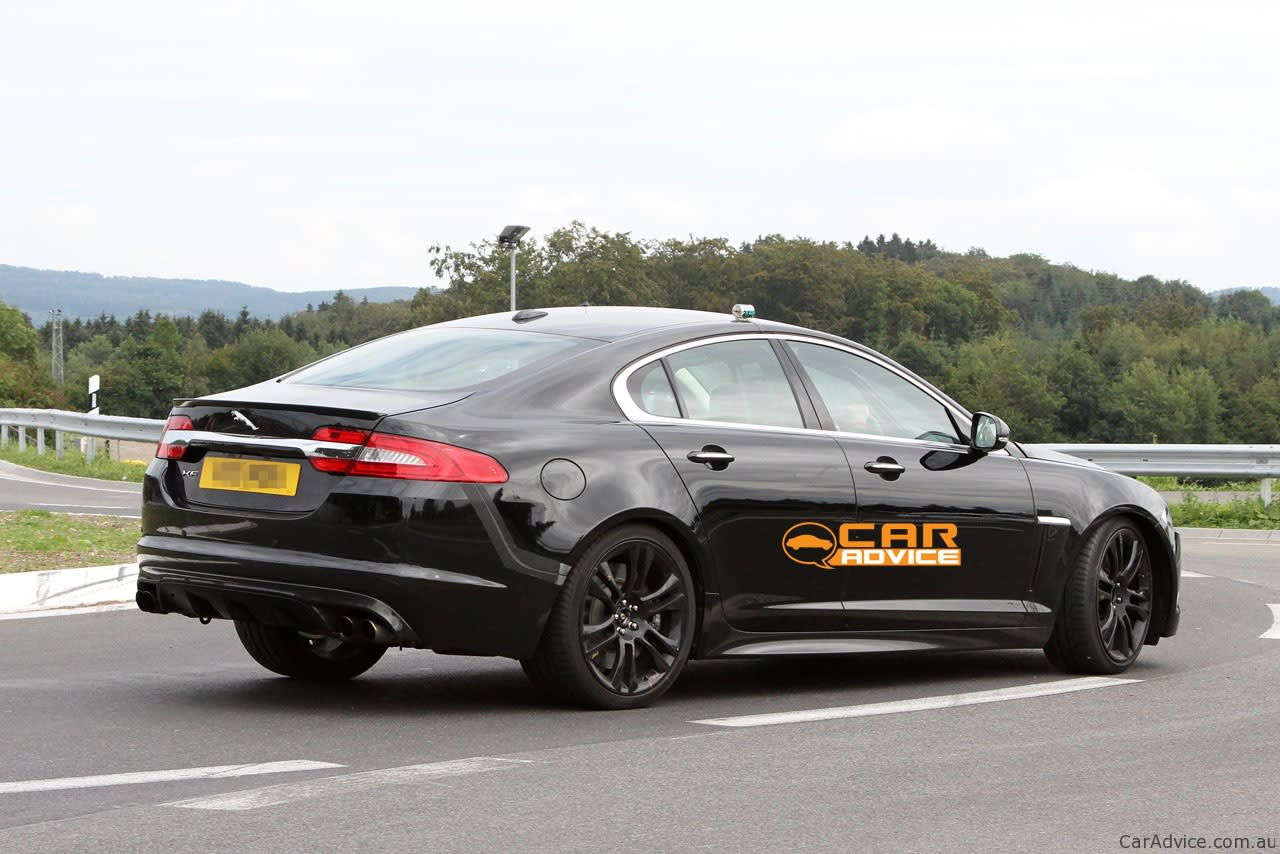 Jaguar XFR-S - 26 September 2016 - Autogespot