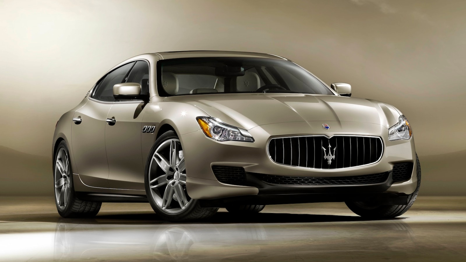 2015 Maserati Quattroporte by Novitec Tridente - YouTube