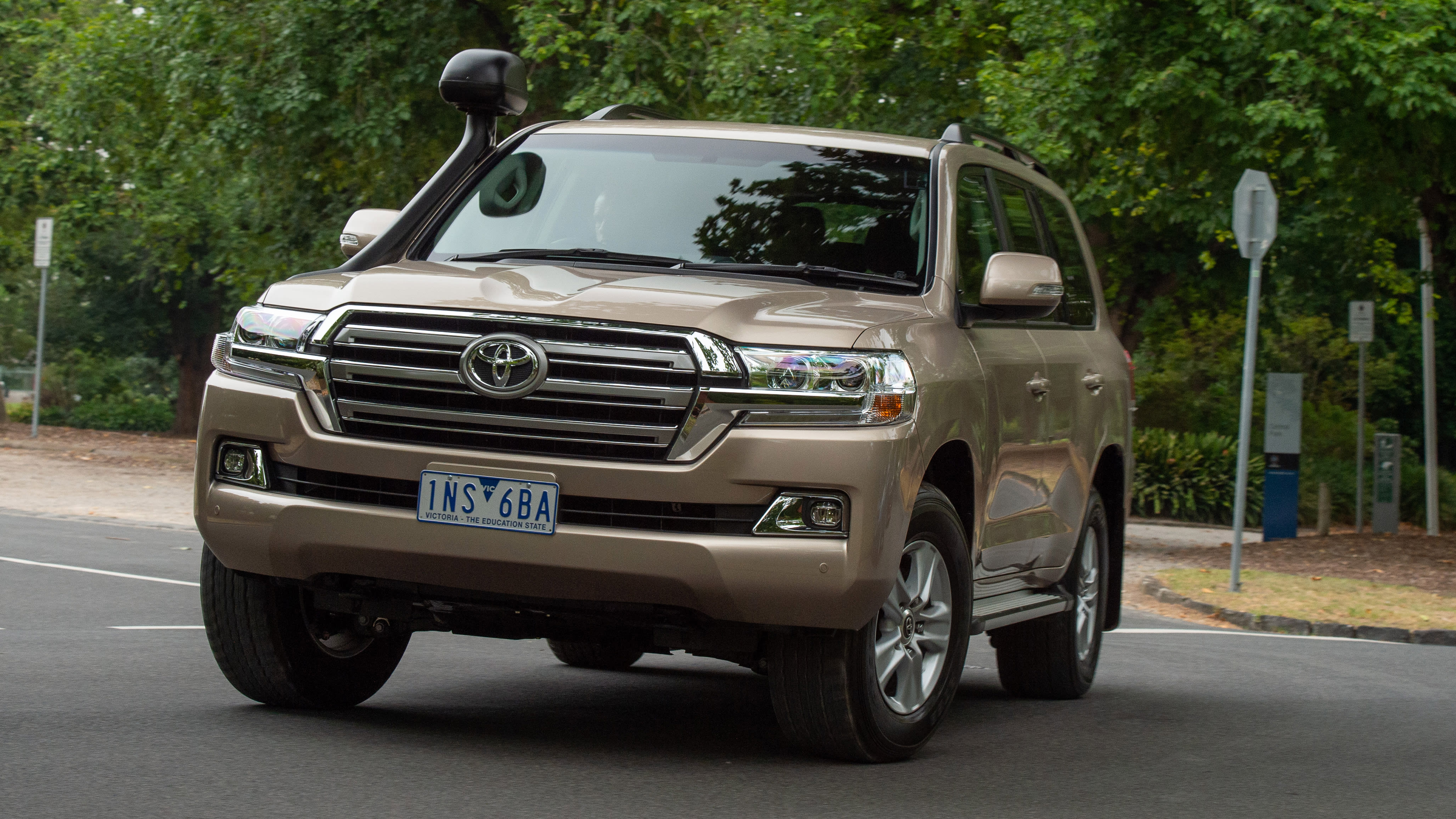 Toyota LandCruiser 300 Series at least two years away | CarAdvice