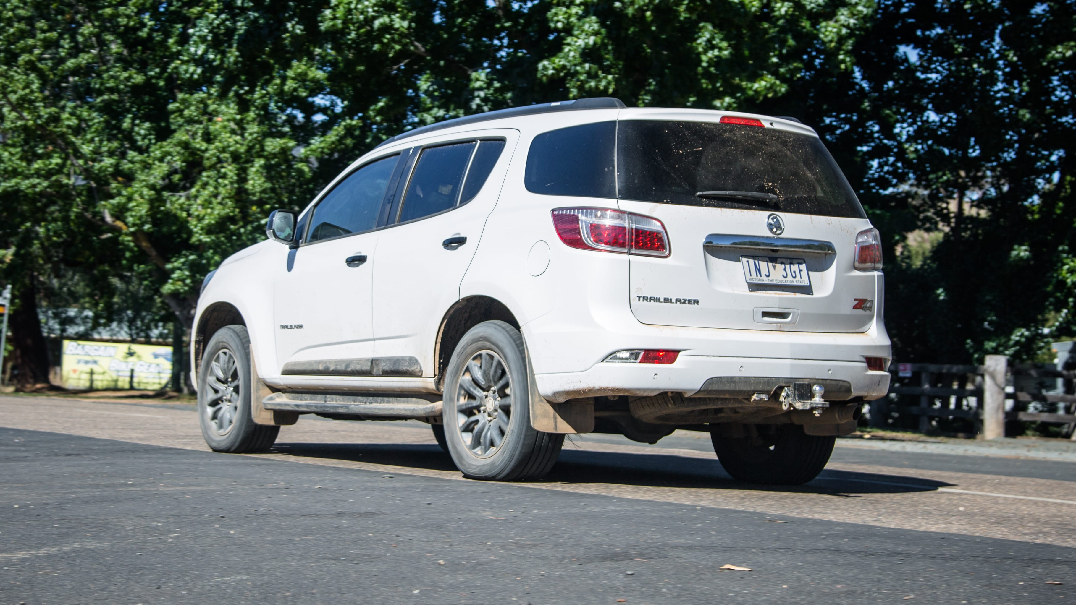 2019 Holden Trailblazer Z71 review: Off-road | CarAdvice