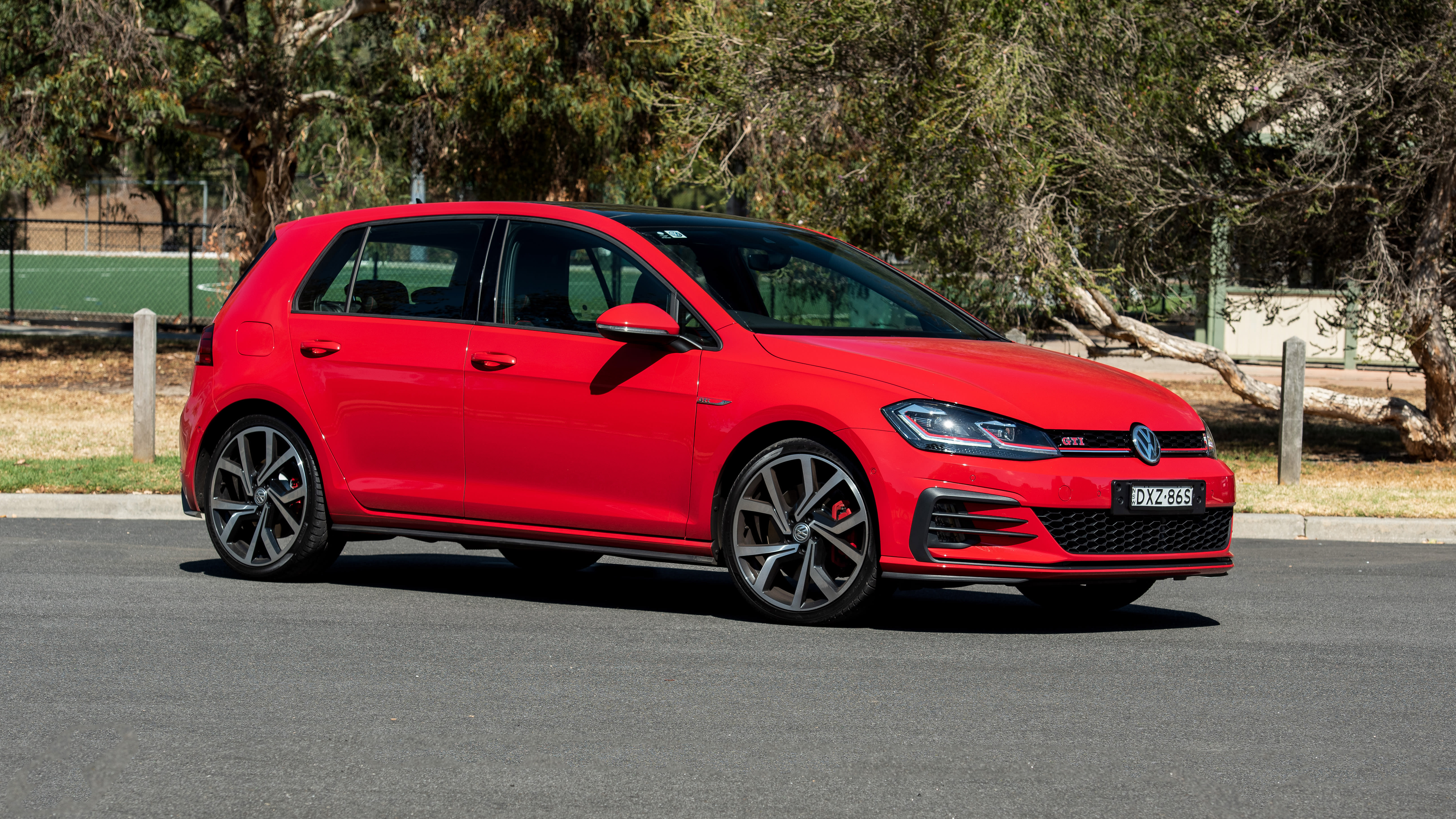 2019 Volkswagen Golf GTI review   CarAdvice