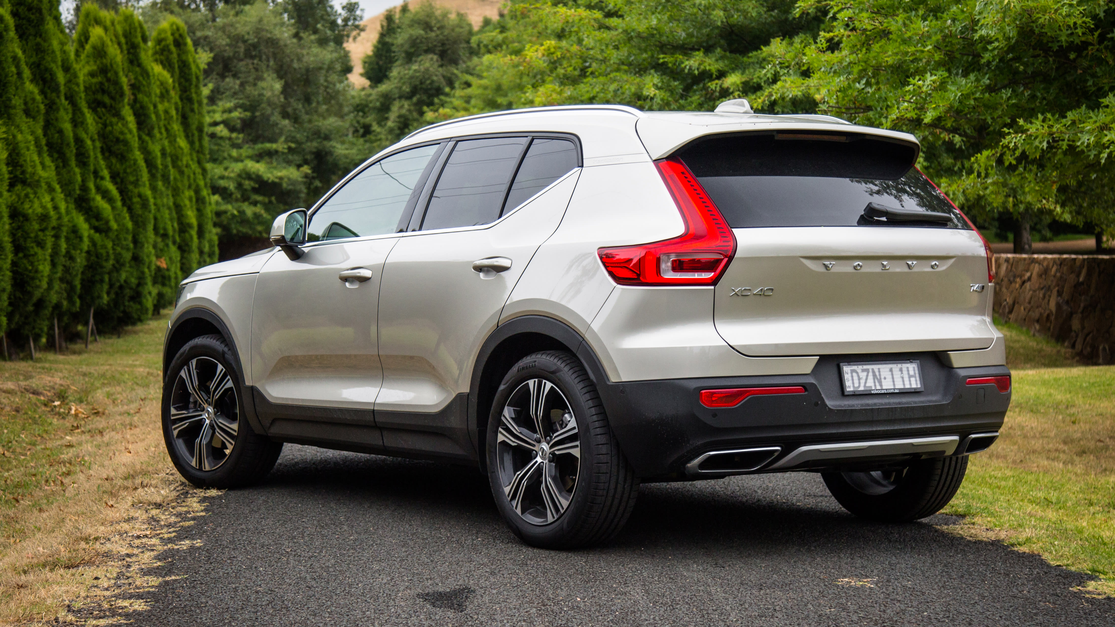 2019 Volvo Xc40 T4 Inscription Review Caradvice