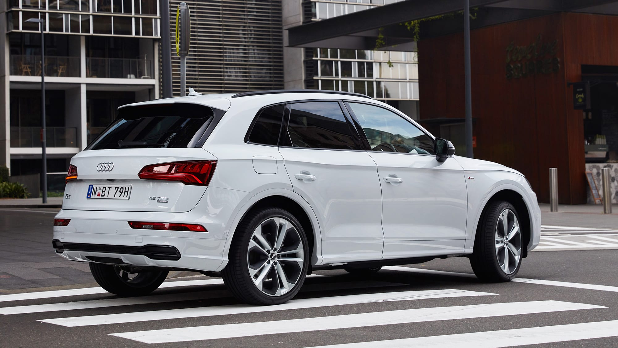 2019 Audi Q5 Sq5 Pricing And Specs Caradvice
