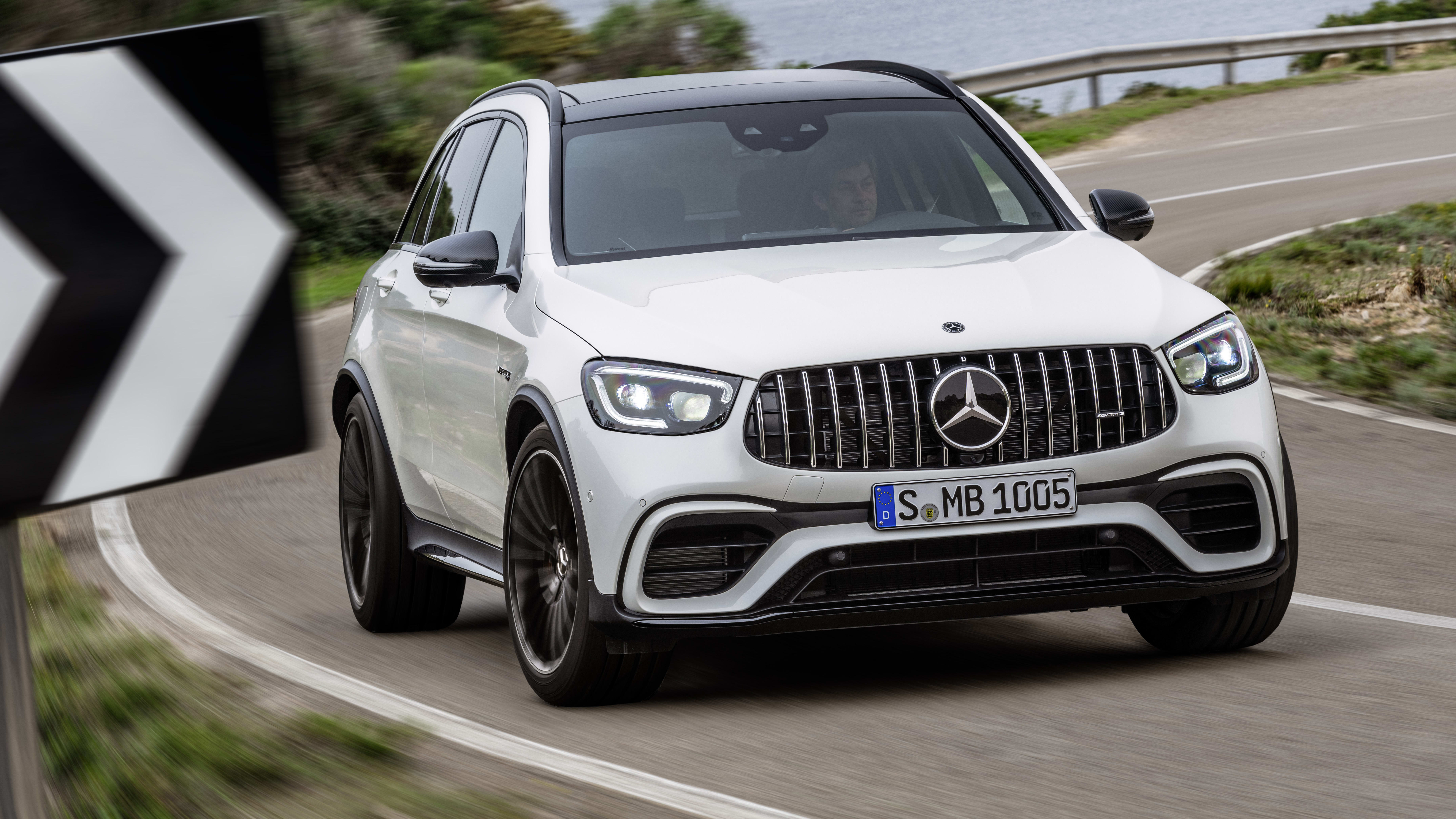 2020 Mercedes Amg Glc63 S Revealed Australian Launch Due In October Caradvice