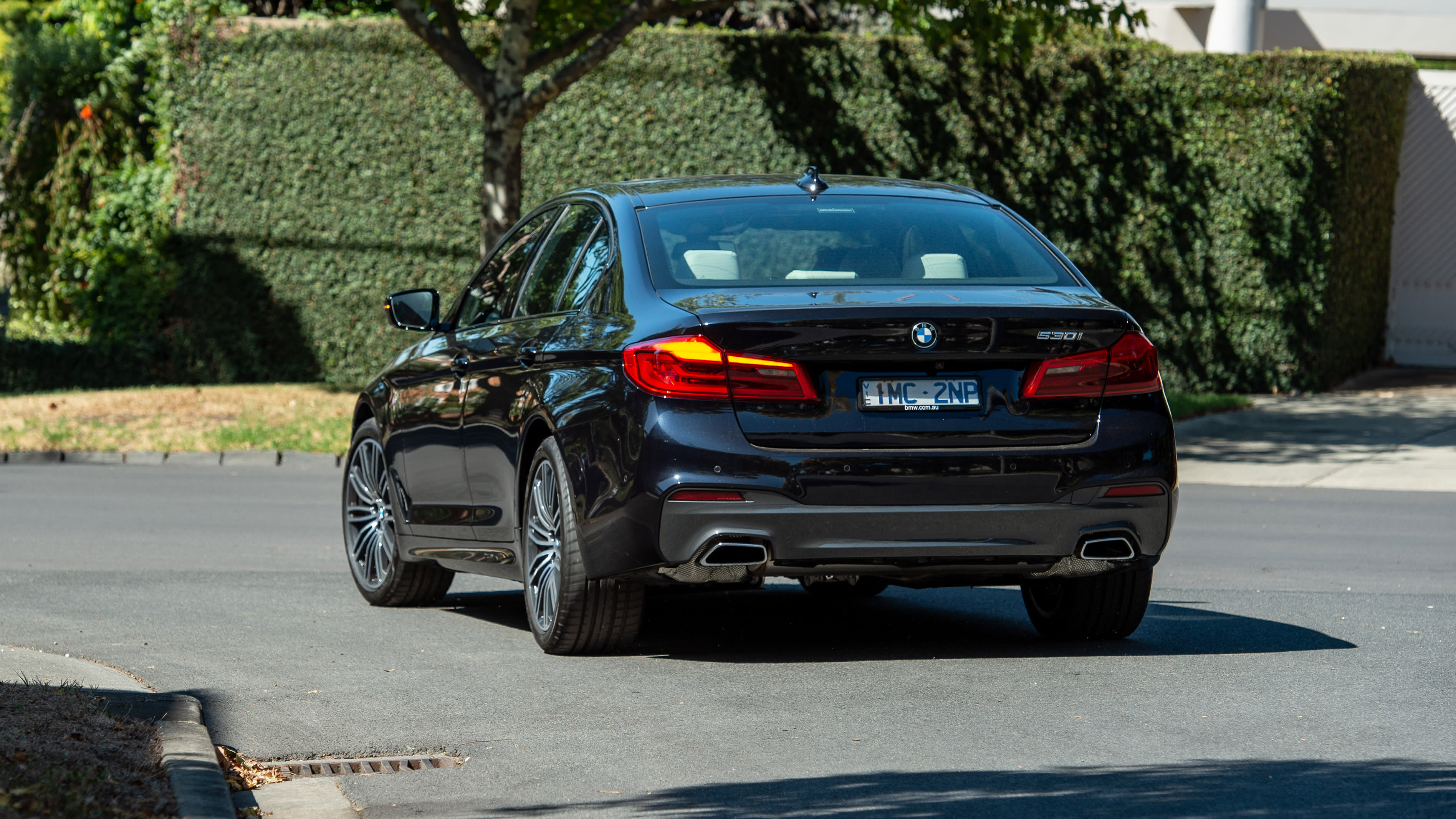 2019 BMW 530i sedan review | CarAdvice