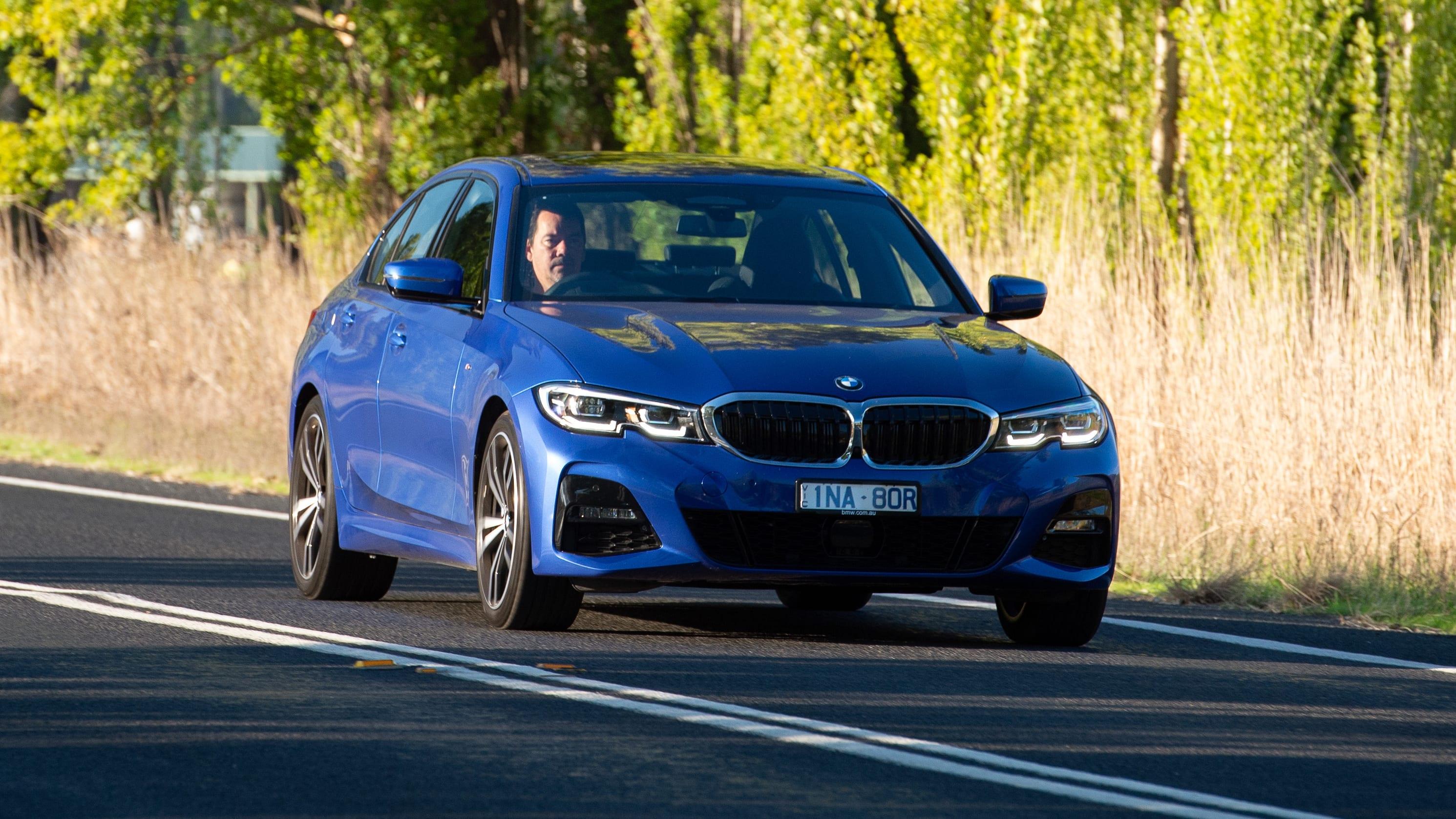 2019 BMW 330i v Audi A4 45 v Mercedes-Benz C300 comparison | CarAdvice