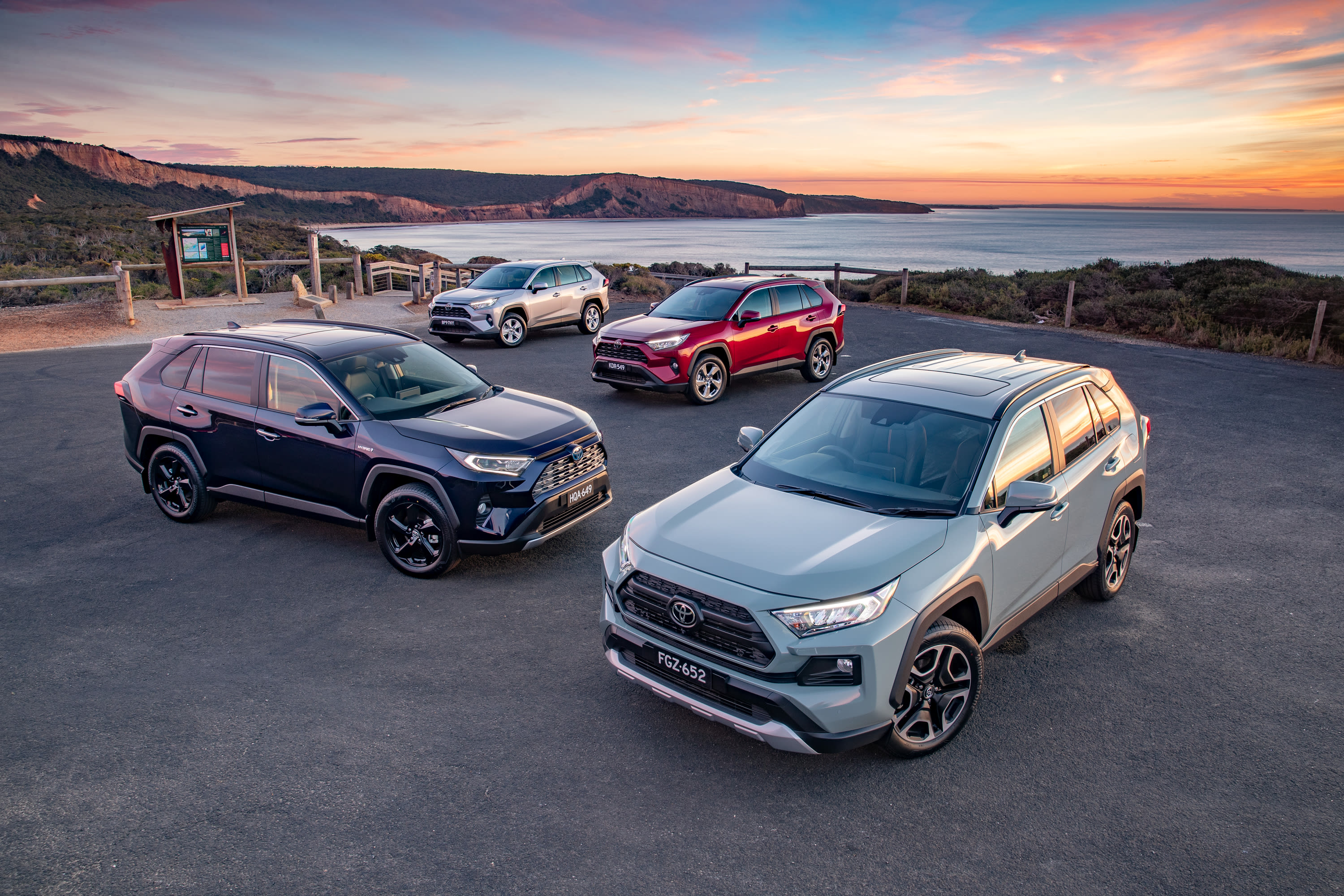 2019 Toyota RAV4 pricing and specs | CarAdvice
