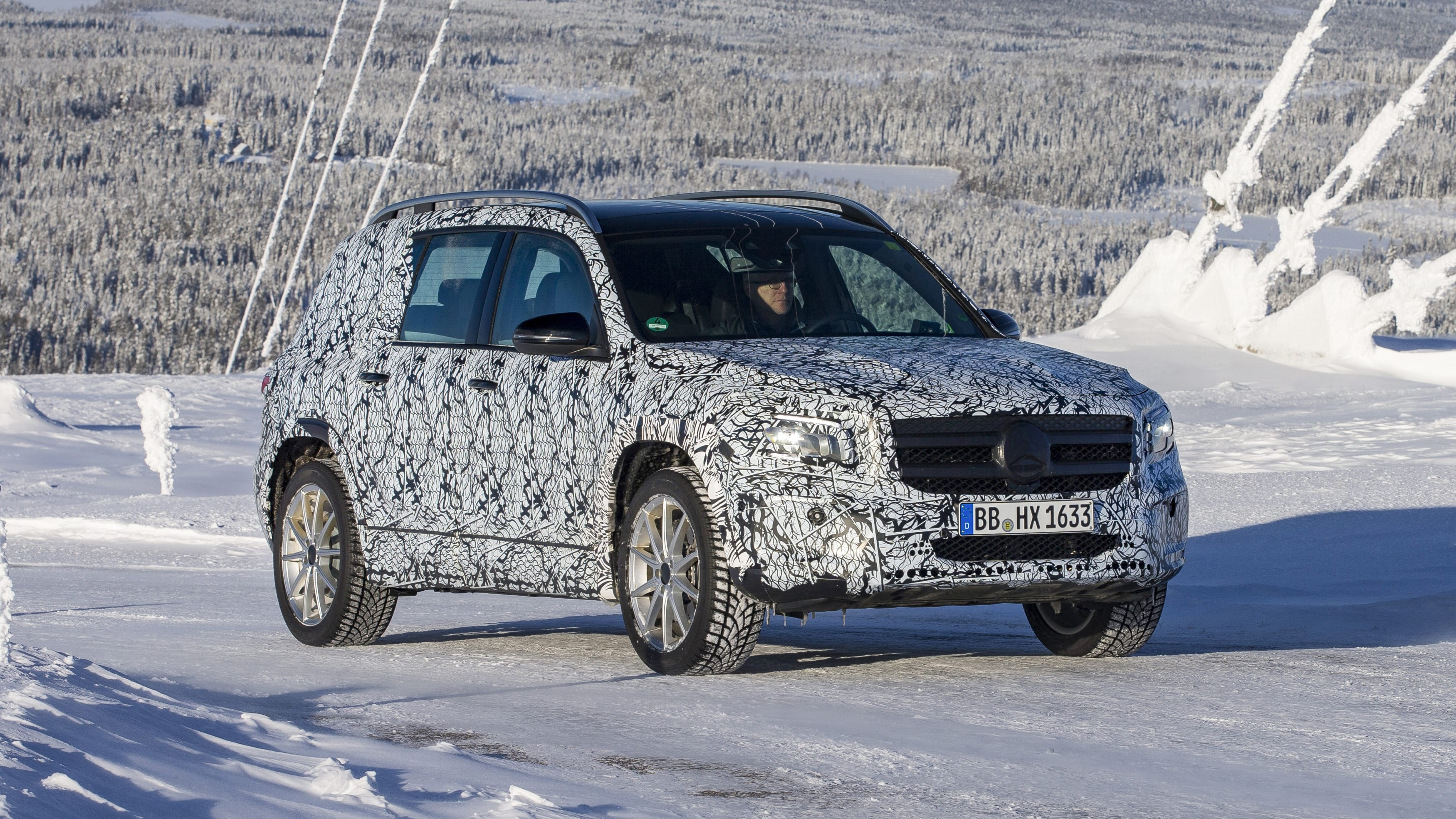 2020 Mercedes-Benz GLB review: Ride-along   CarAdvice