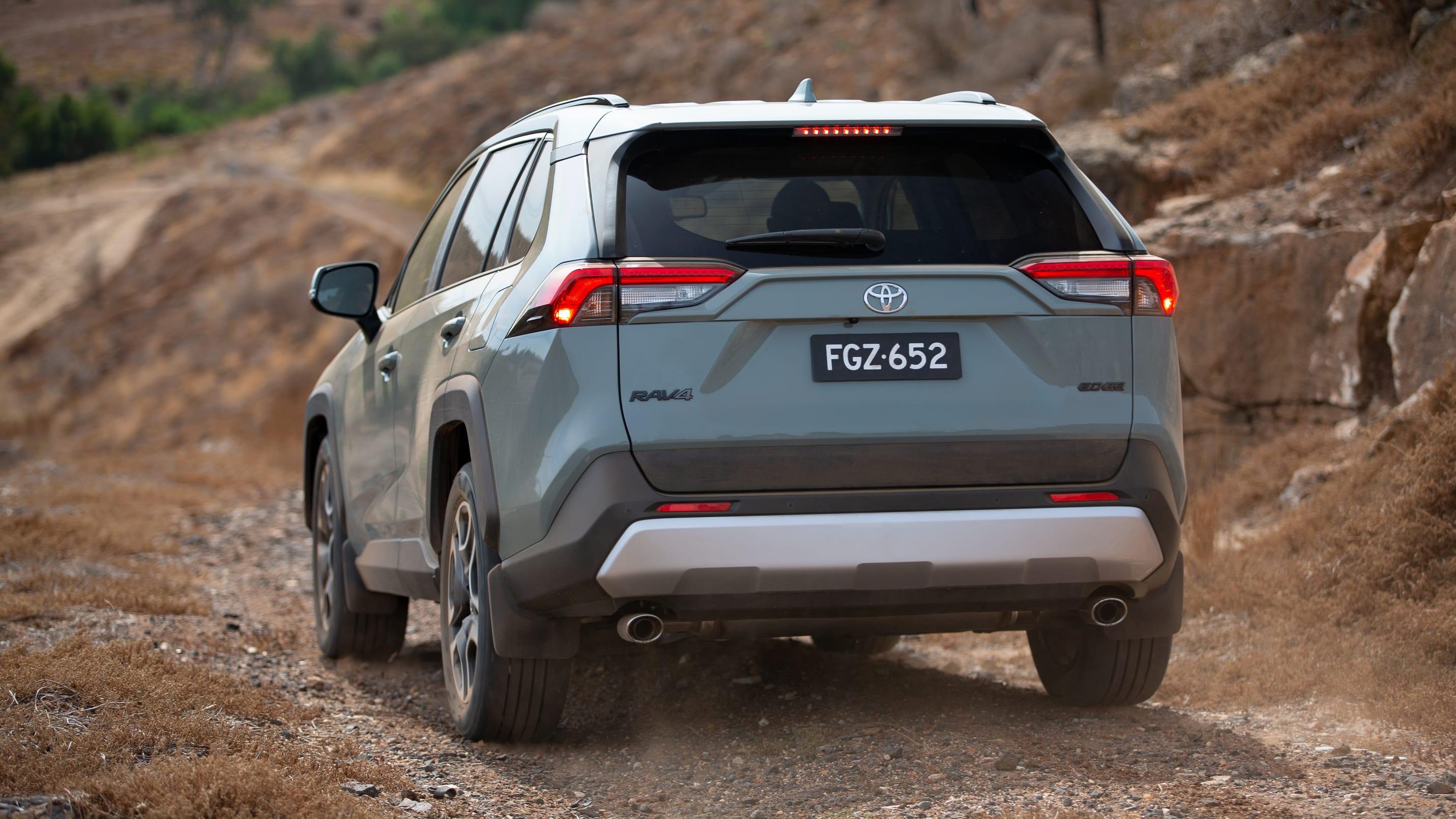 2019 Toyota RAV4 review | CarAdvice