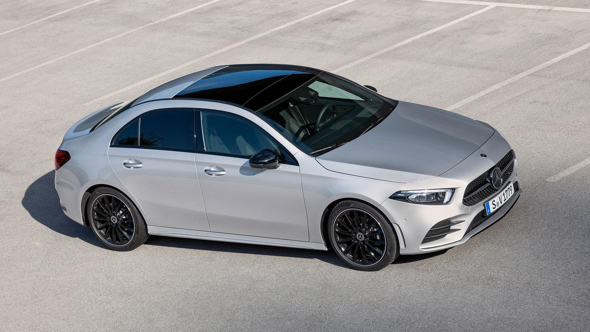 2019 Mercedes Benz A Class Sedan Pricing And Specs Caradvice