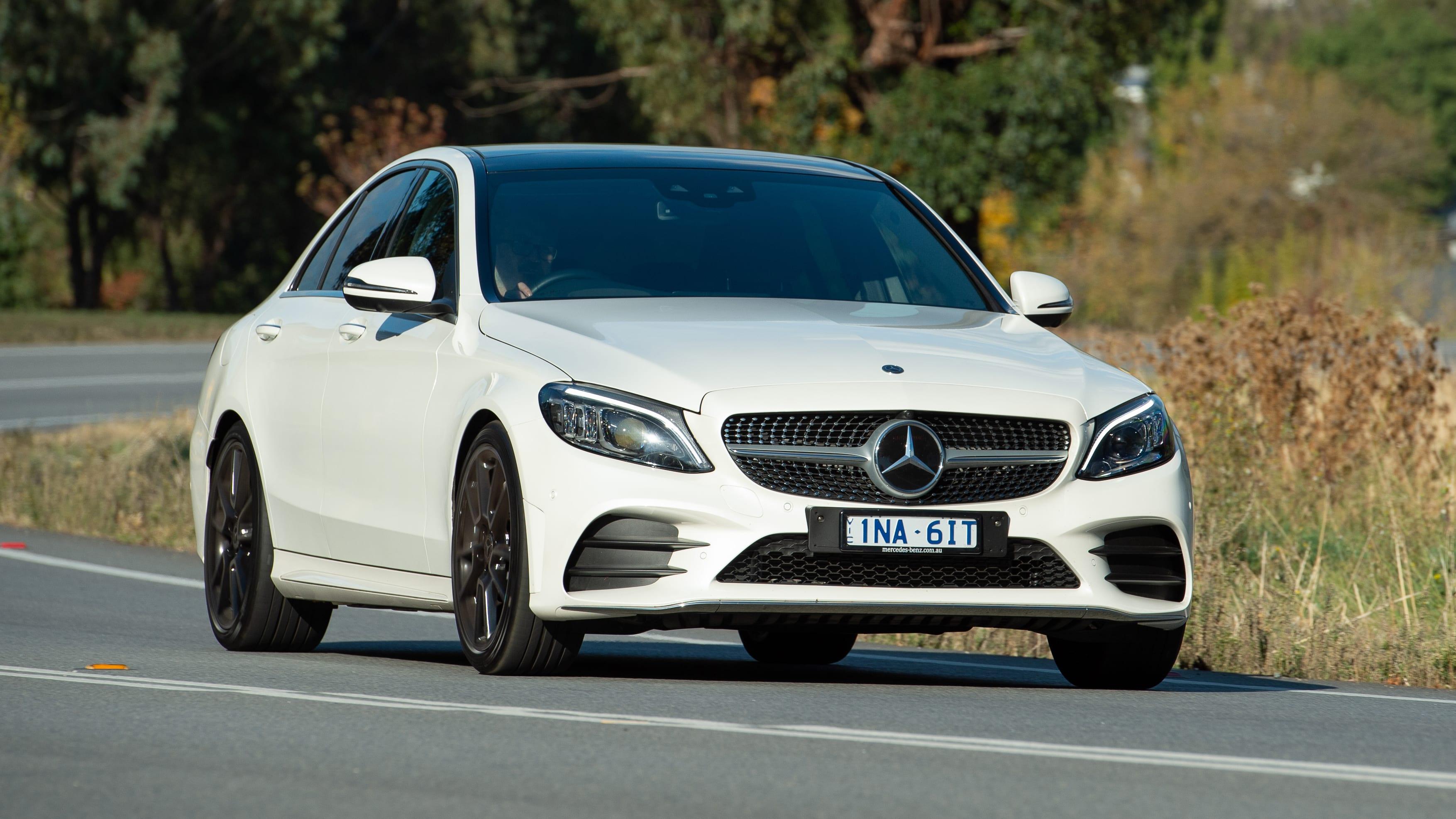 2019 Mercedes-Benz C300 sedan review | CarAdvice