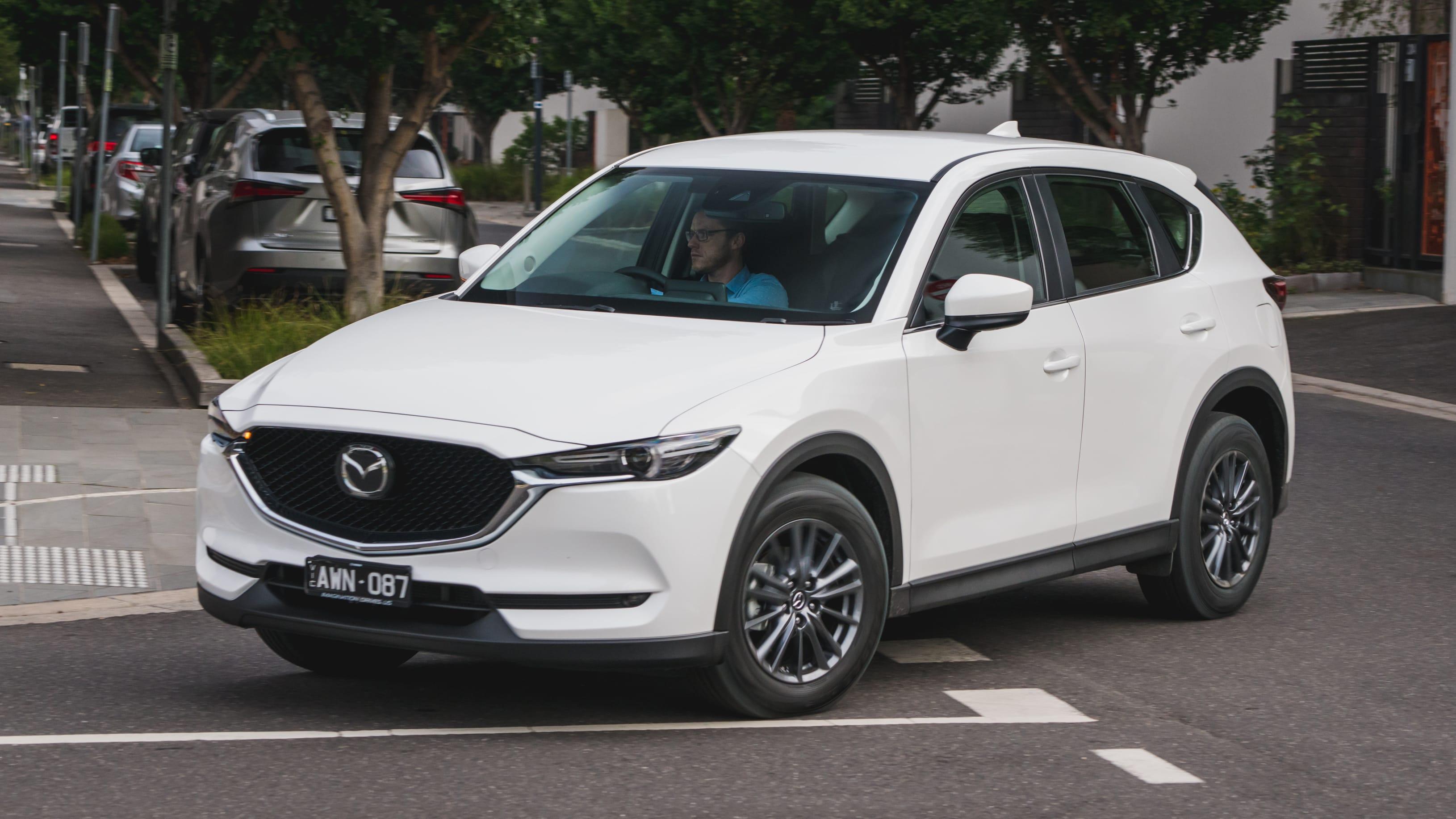 2019 Mazda CX-5 Maxx Sport AWD review | CarAdvice