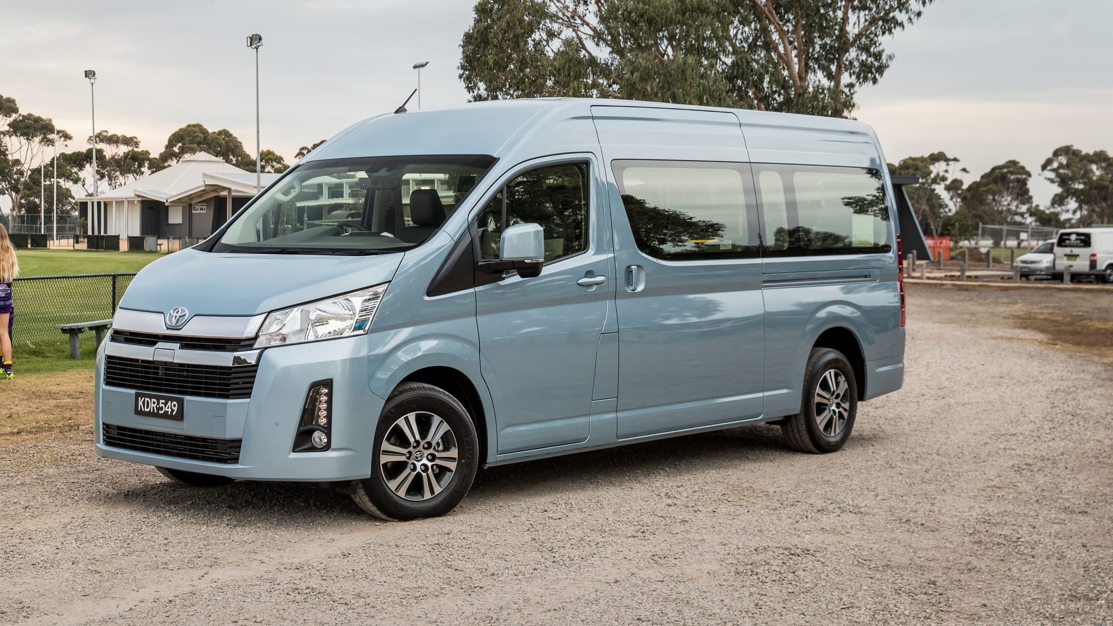 2019 Toyota HiAce review | CarAdvice