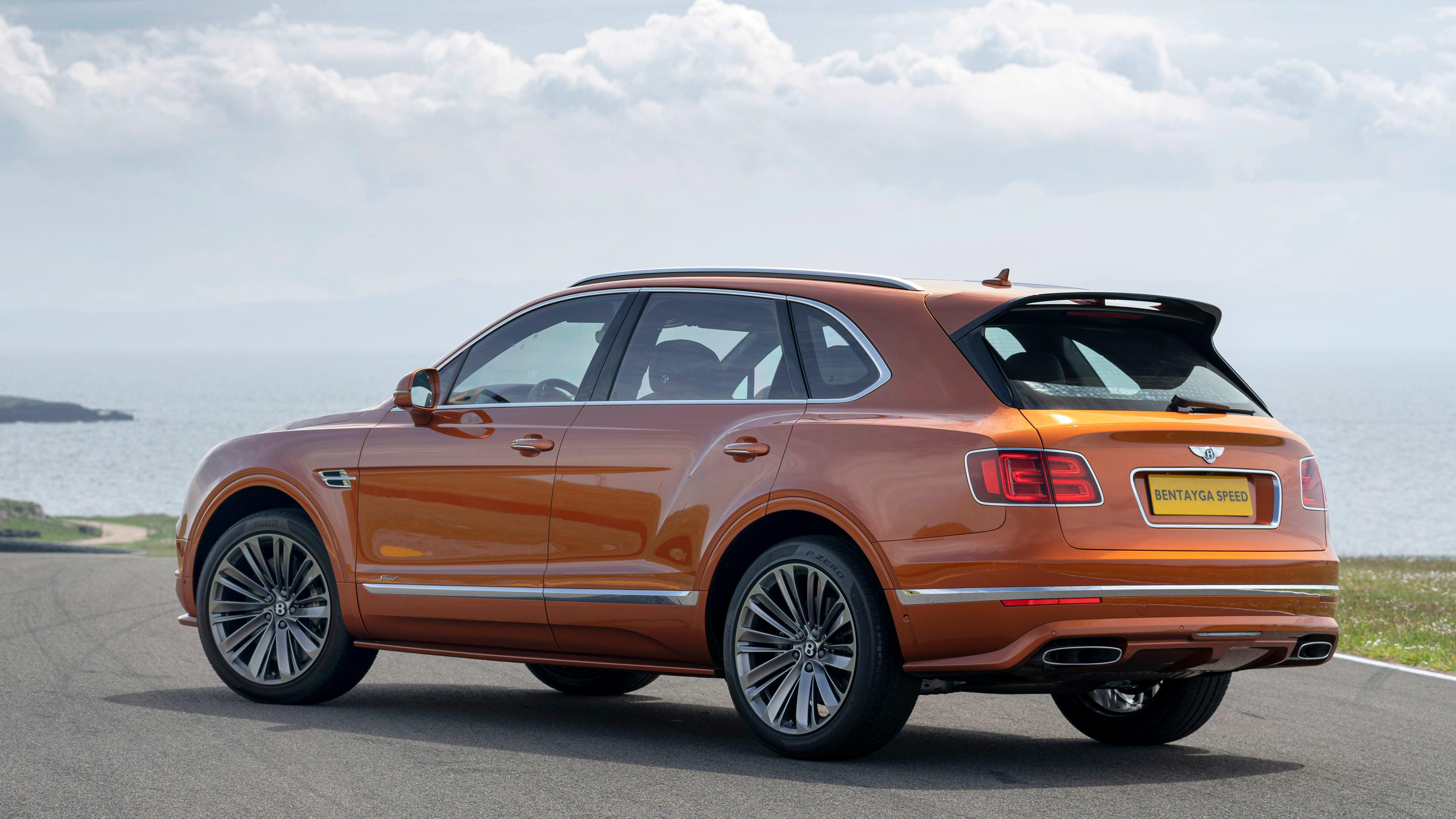 Bigger Bentley Bentayga Suv And A Facelift On The Way Caradvice