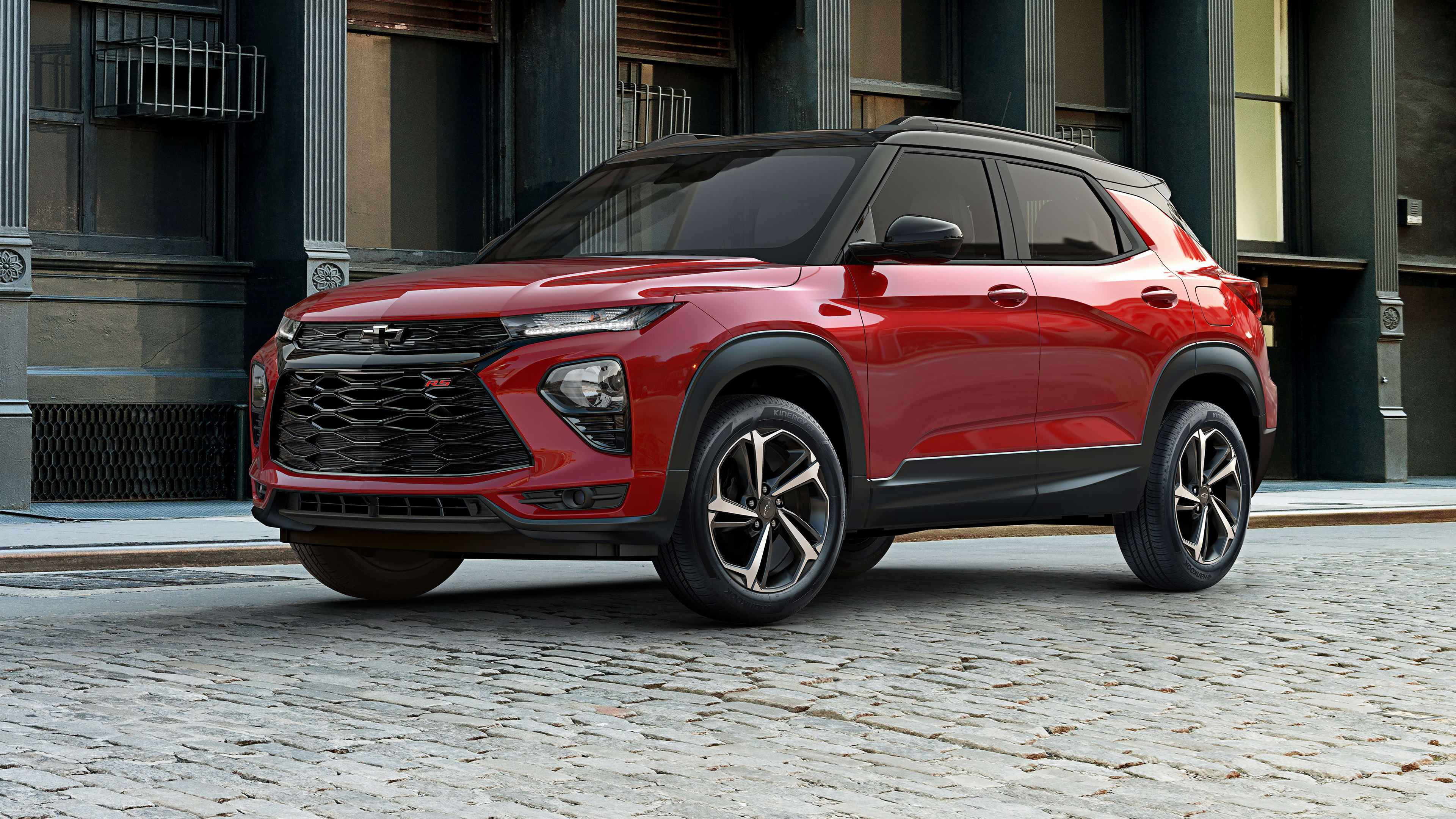 New Blazer SUV Inspires 2020 Chevy Trax >> 2020 Chevrolet Trailblazer Sub Equinox Suv Revealed Caradvice