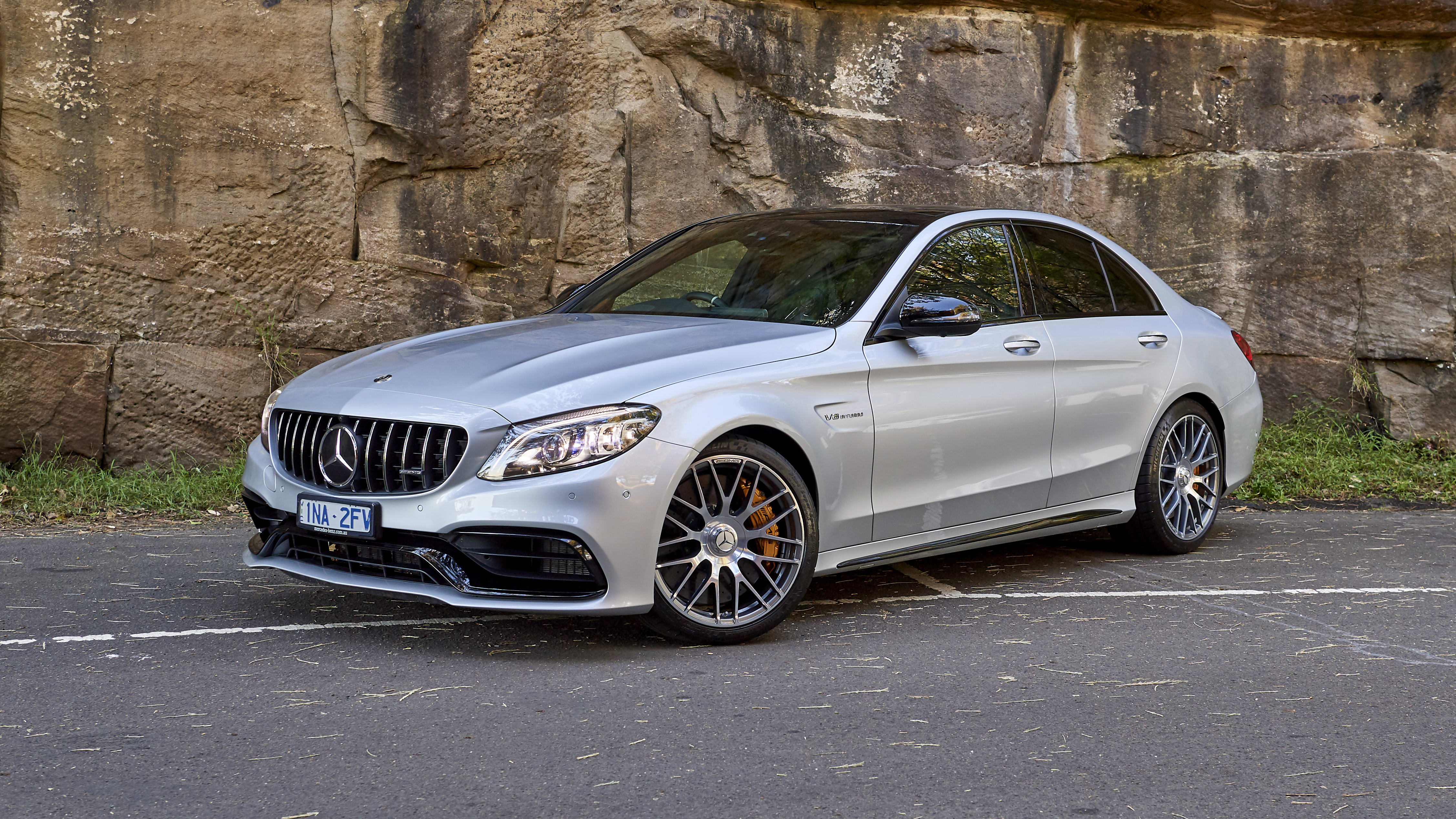 2018 2020 Mercedes Amg C63 S Gt63 S And Glc63 Recalled For Stability Fault Caradvice