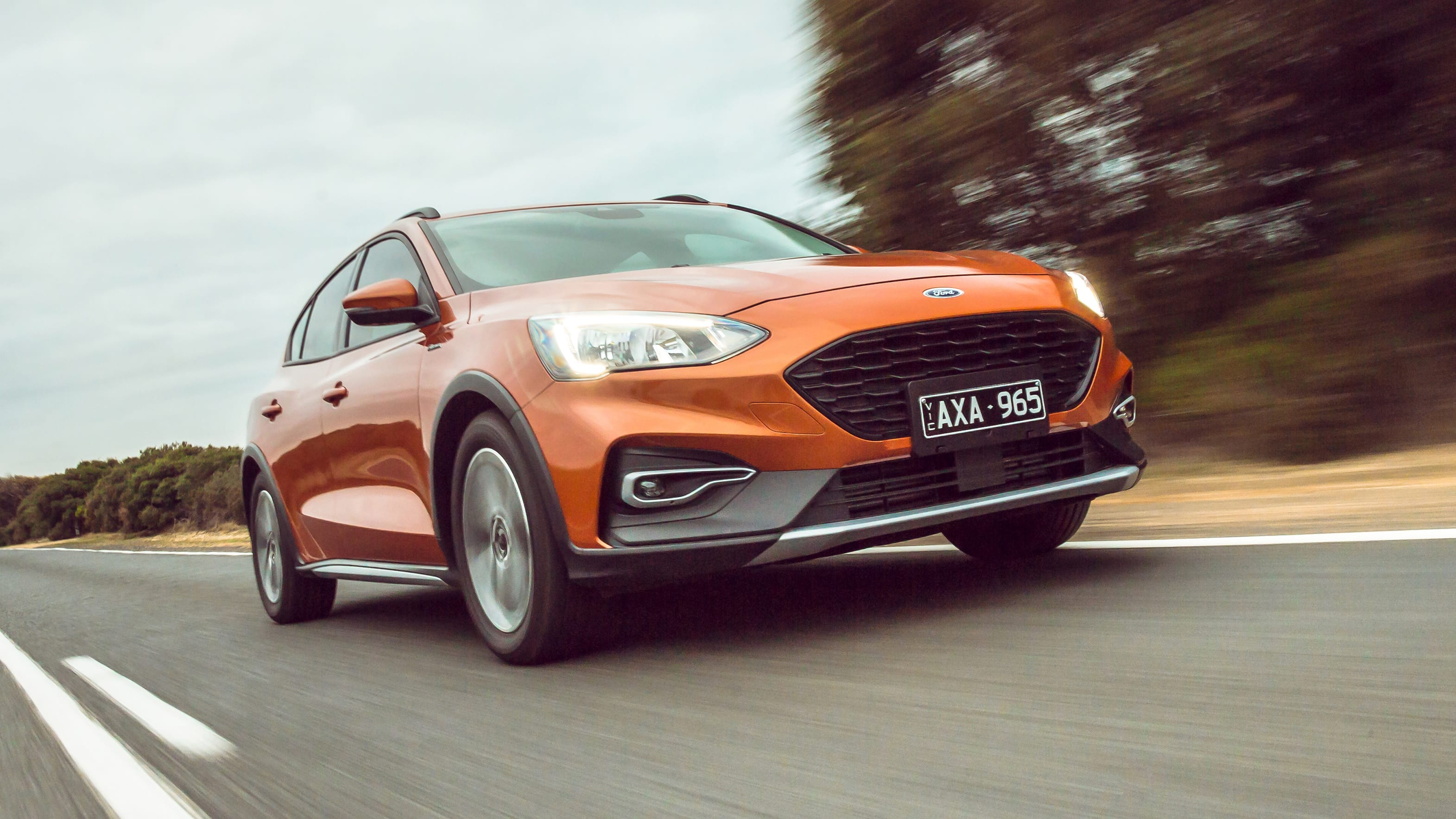 2019 Ford Focus Active Review Caradvice