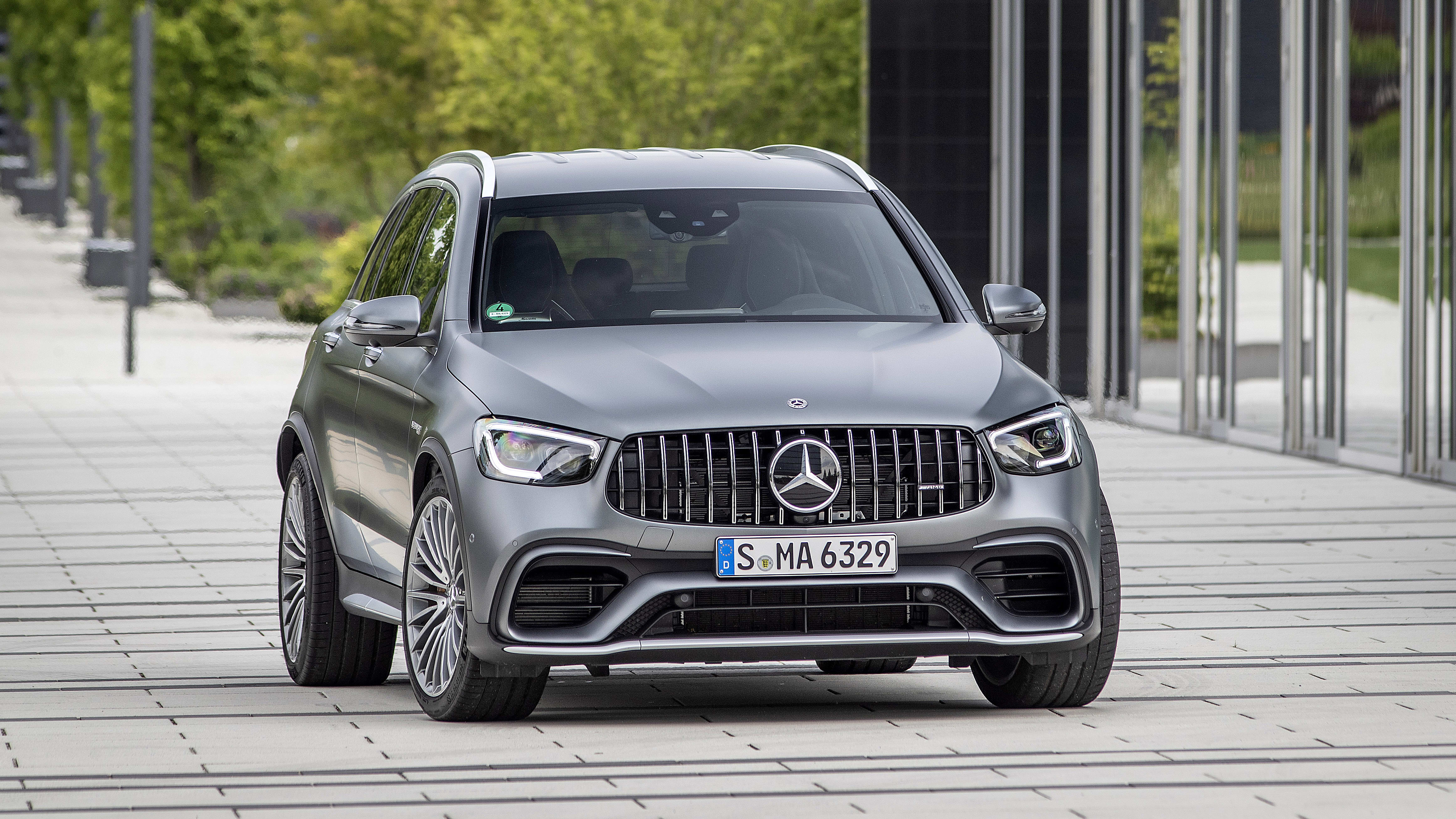 2020 Mercedes-AMG GLC63 S review   CarAdvice