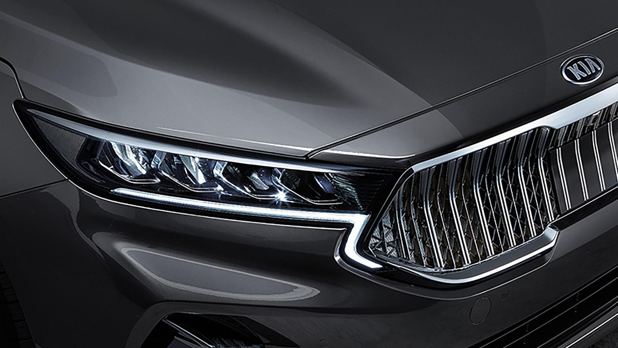 2020 Kia Cadenza K7 Revealed In Korea Caradvice