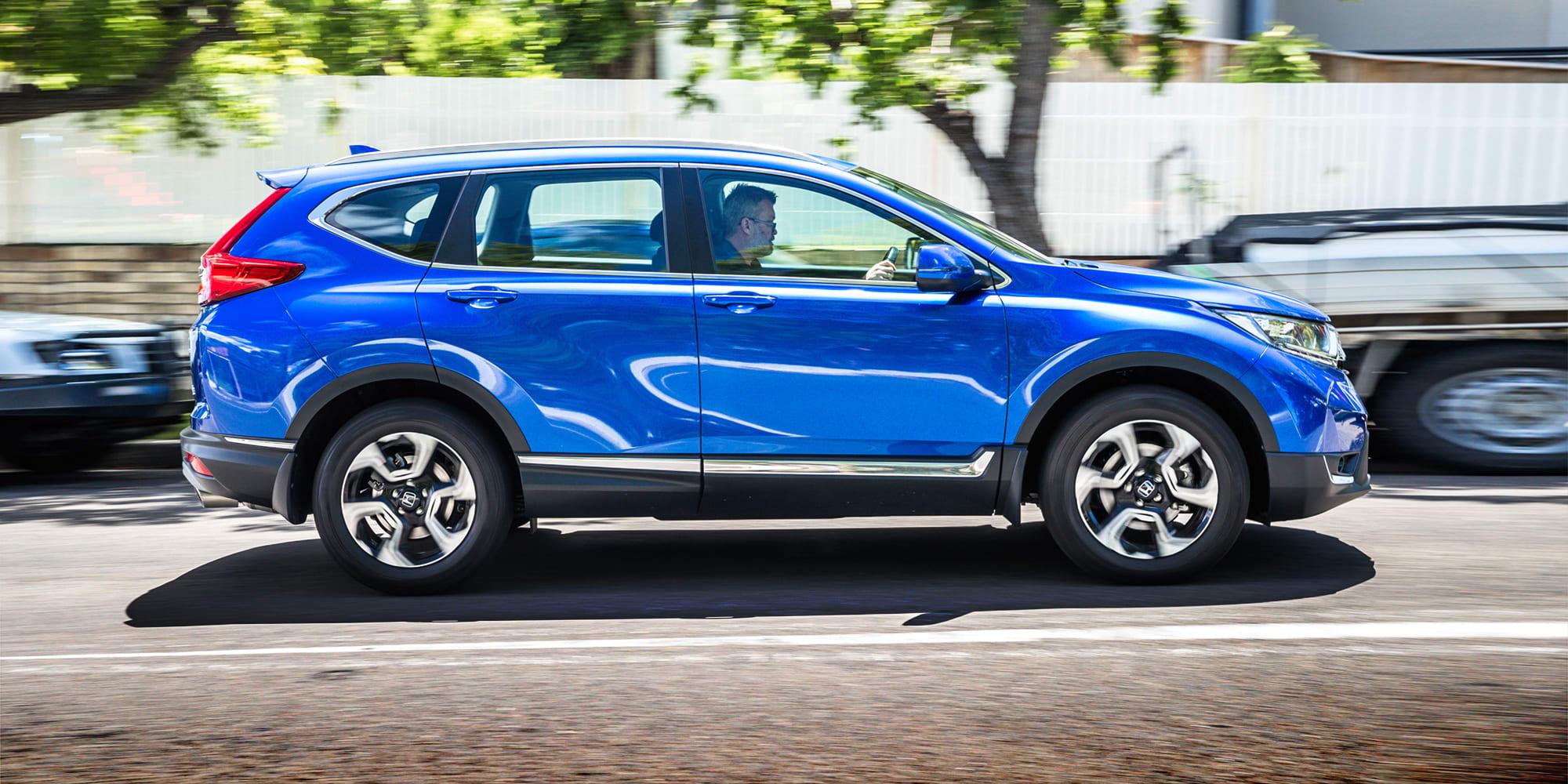 2019 Honda CR-V VTi-S AWD long-term review: Highway and