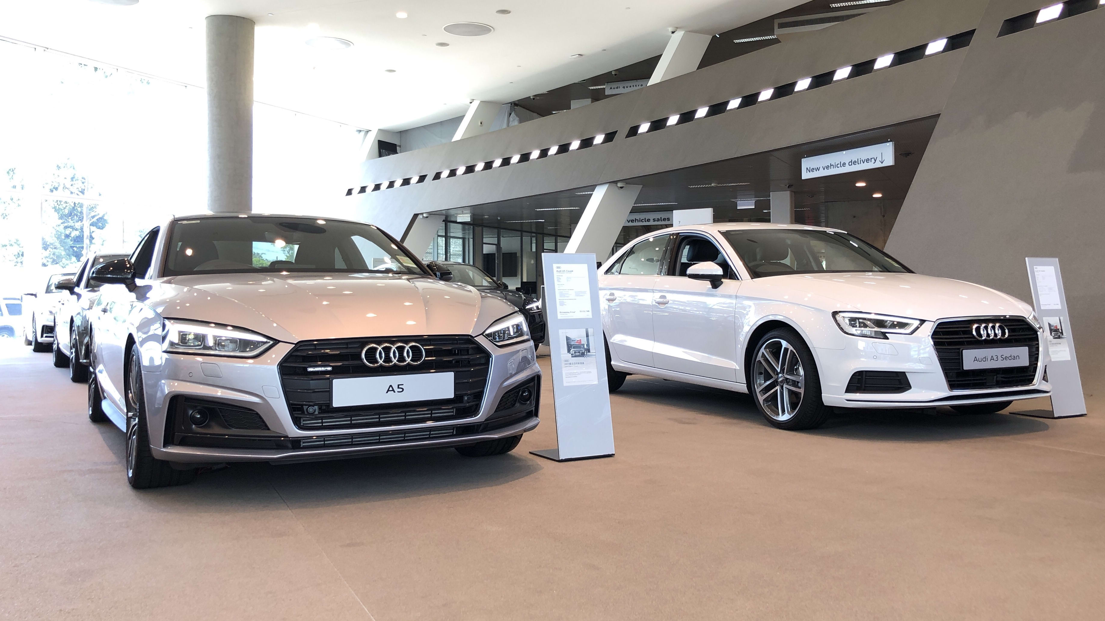"Audi lifts ""stop delivery"" notice on A3, A4, A5, Q2, Q5, Q7, TT and"