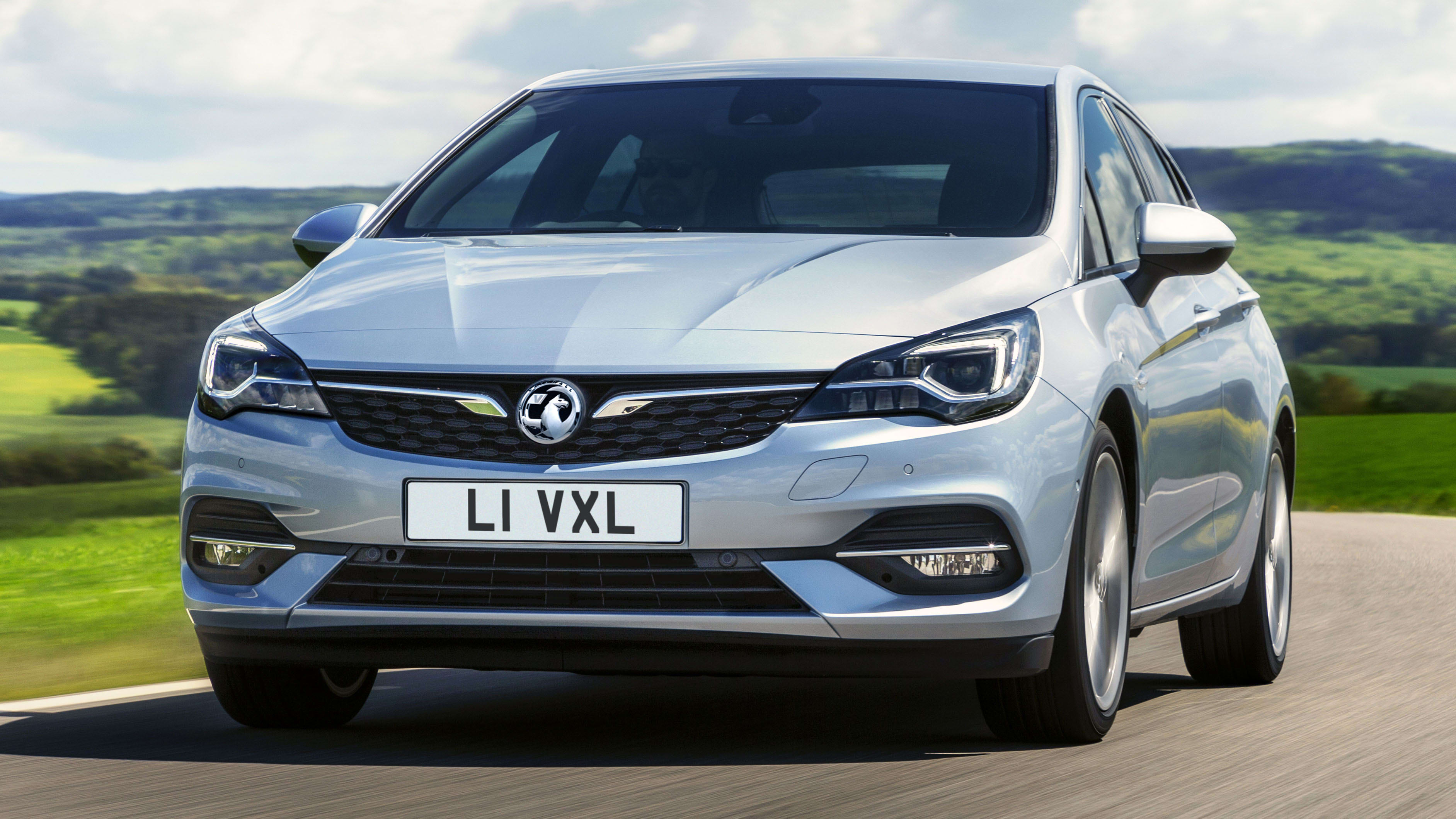 2020 Holden Astra Previewed By Opel Vauxhall Facelift