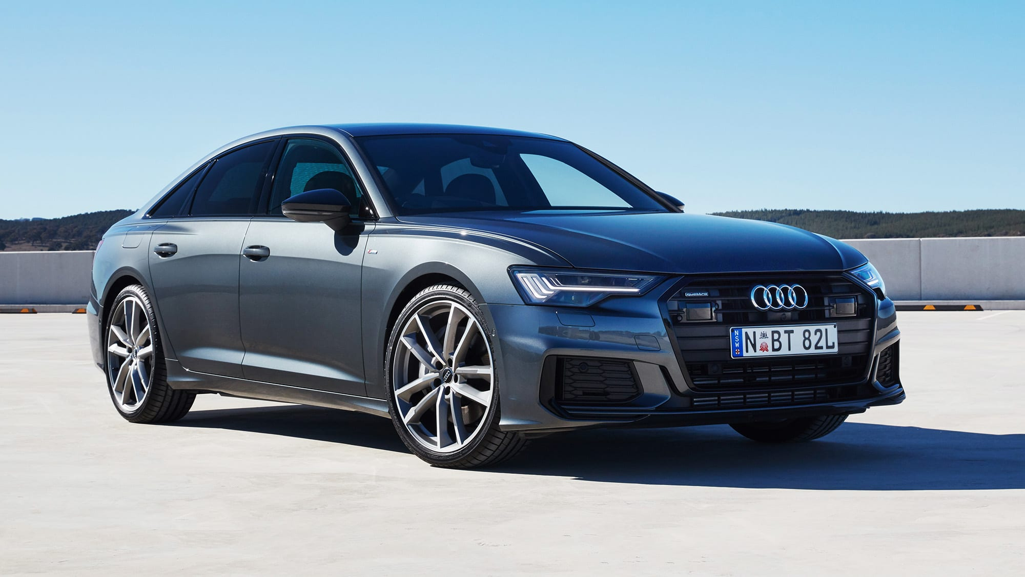 2020 Audi A6 Pricing And Specs Caradvice