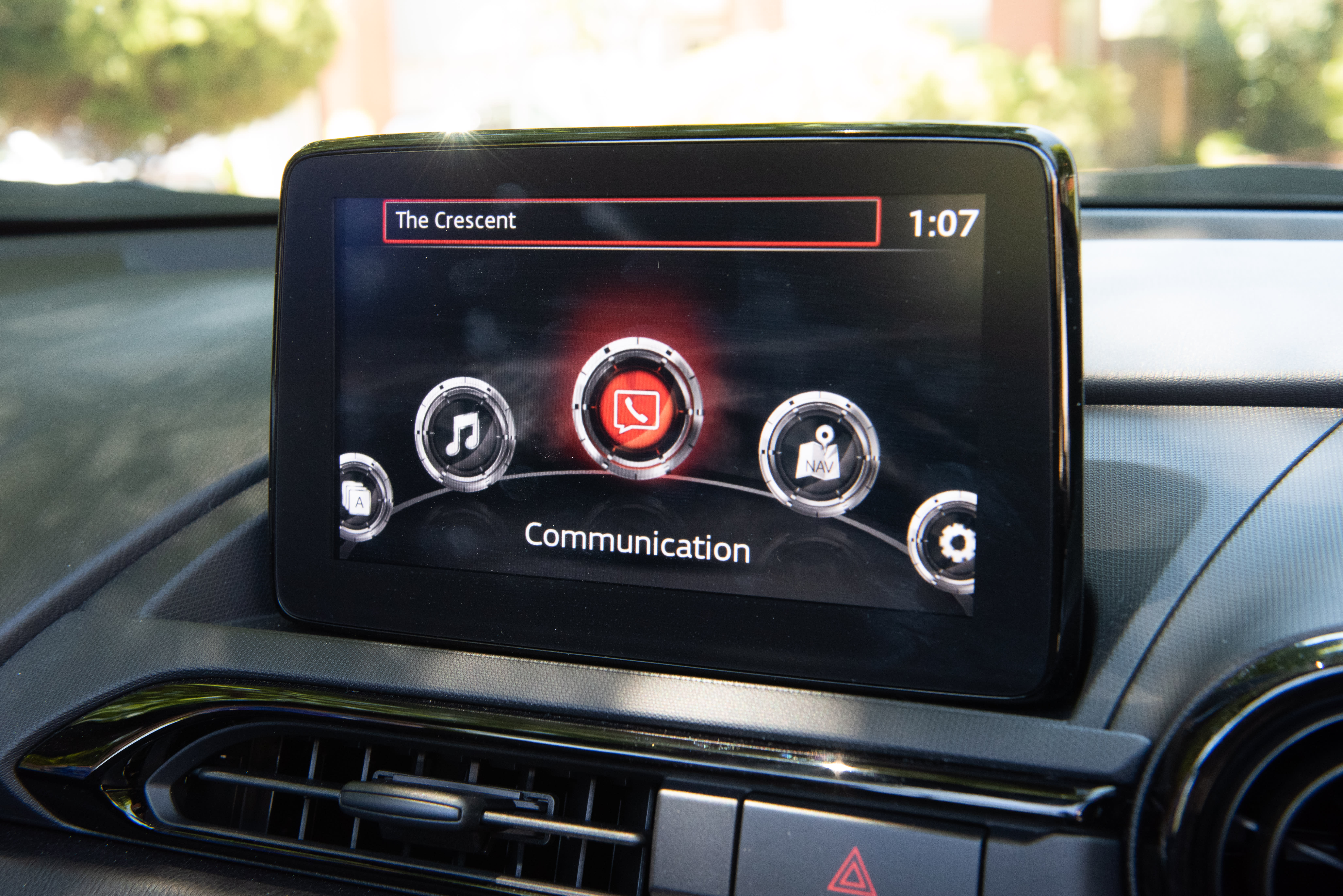 Mazda Infotainment Update   Best Upcoming Cars Reviews