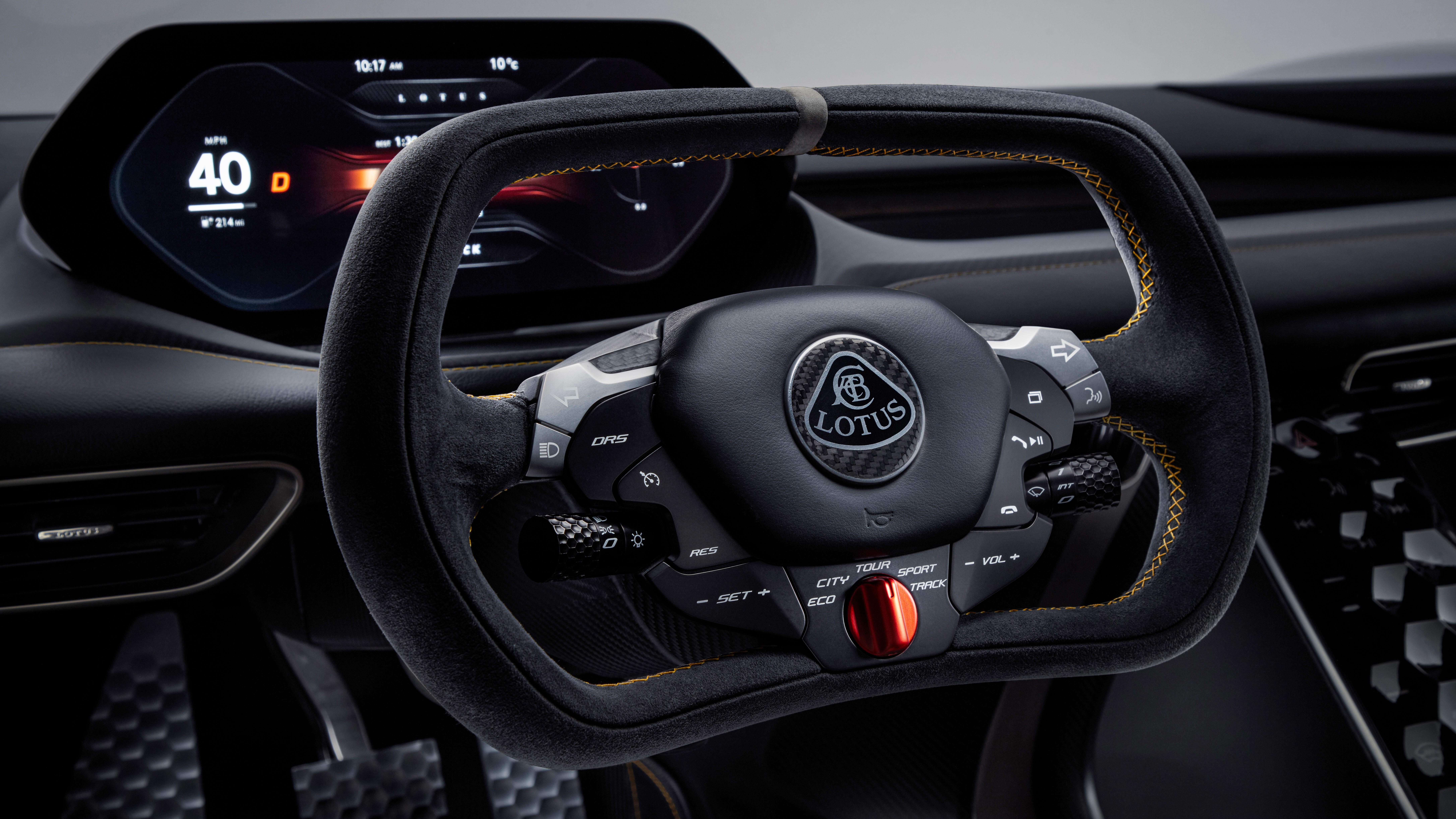 2021 The Lotus Evora Configurations