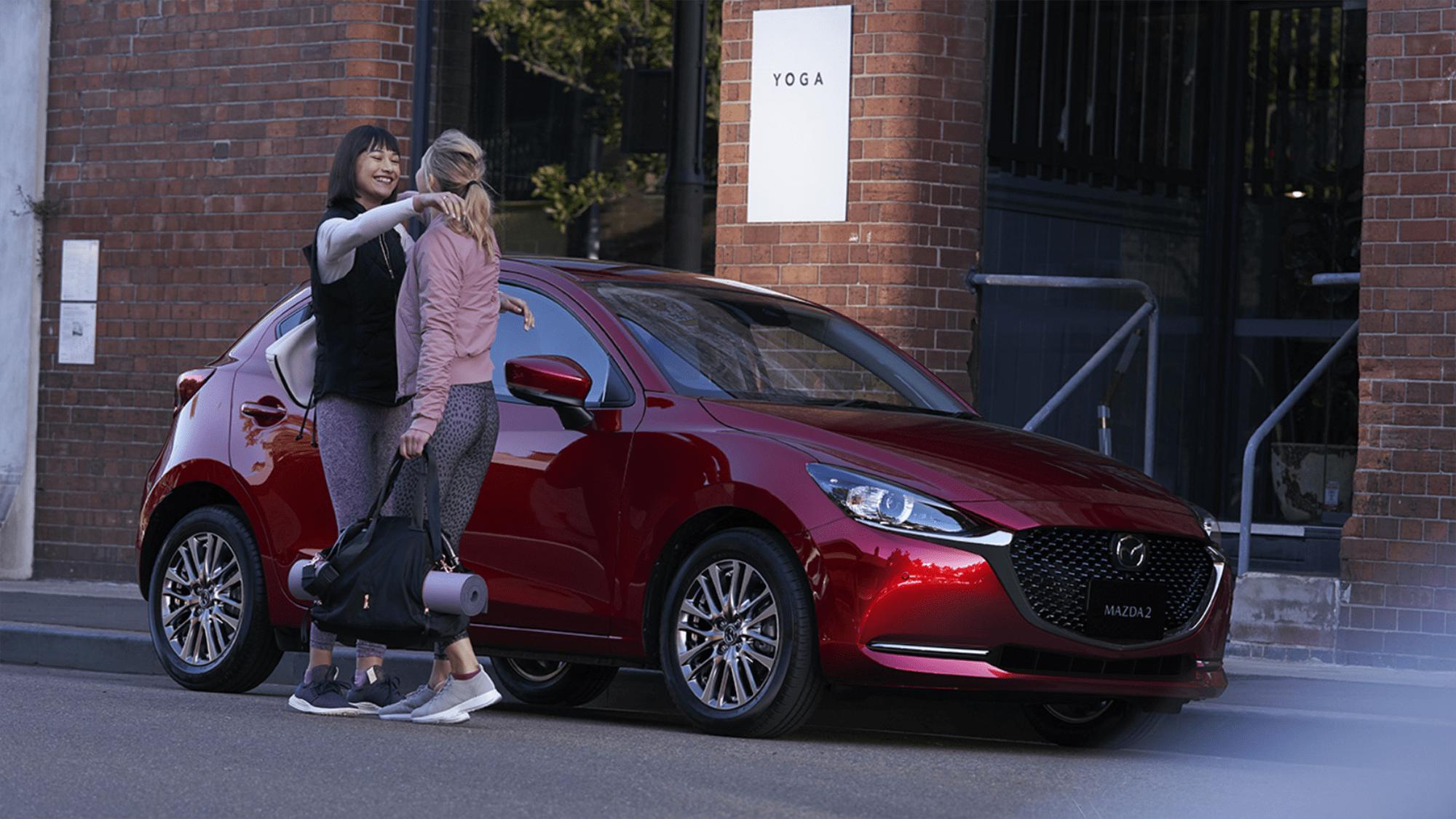 2020 Mazda 2 Revealed In Australia Next Year Caradvice