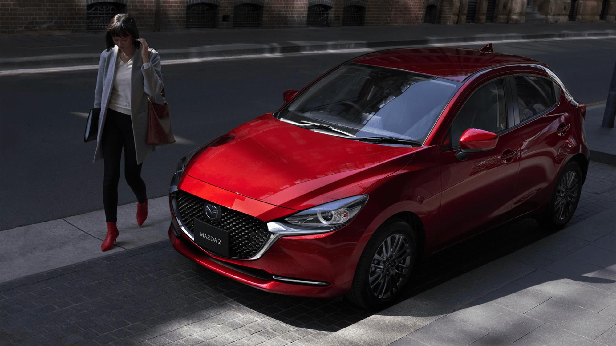 Kelebihan Mazda 2 2019 Sedan Murah Berkualitas