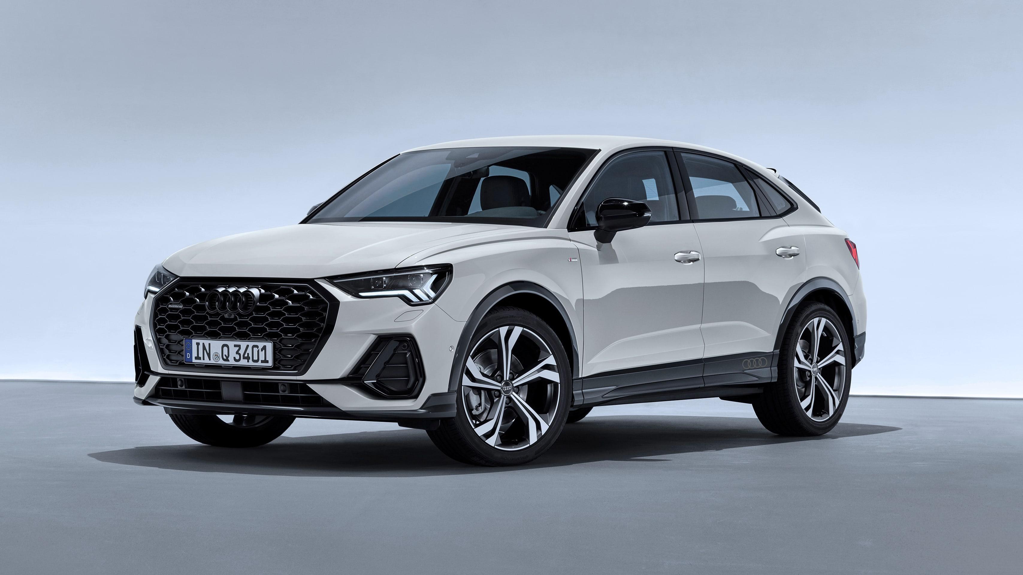 2020 Audi Q3 Sportback Coupe Styled Crossover Revealed Automotive News Newslocker