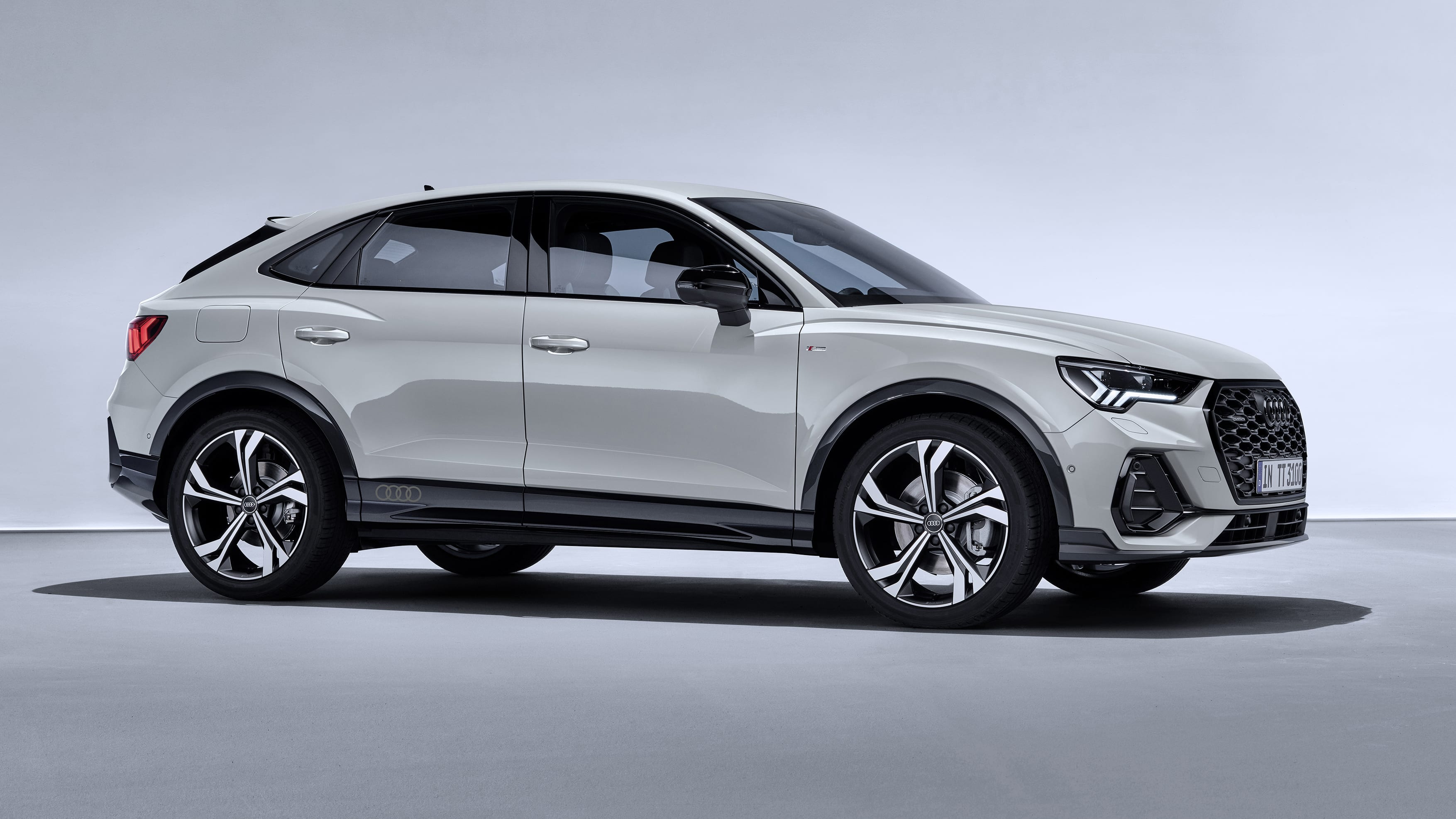 2020 Audi Q3 Sportback Coupe Styled Crossover Revealed Caradvice