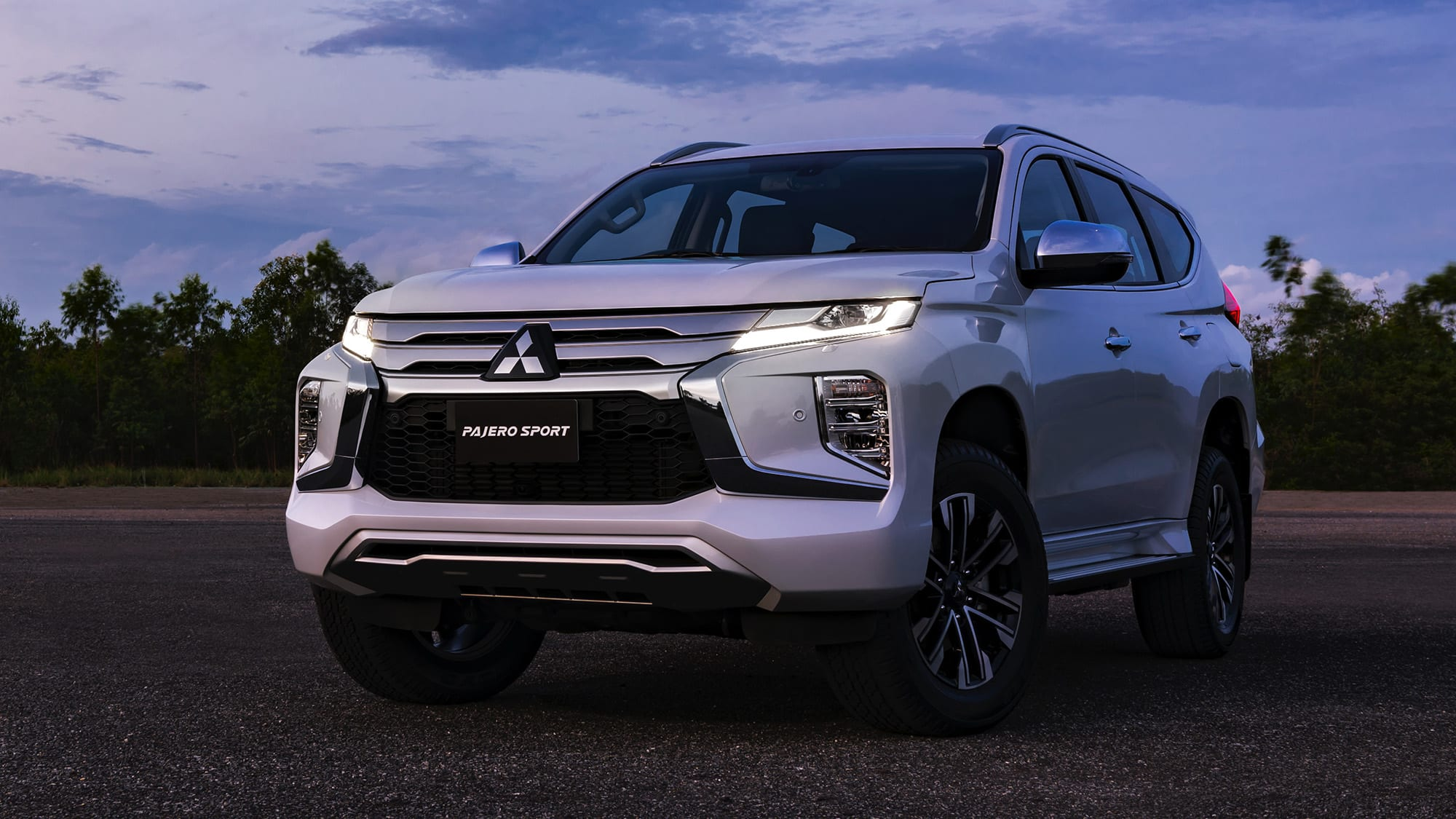 2020 All Mitsubishi Pajero Review