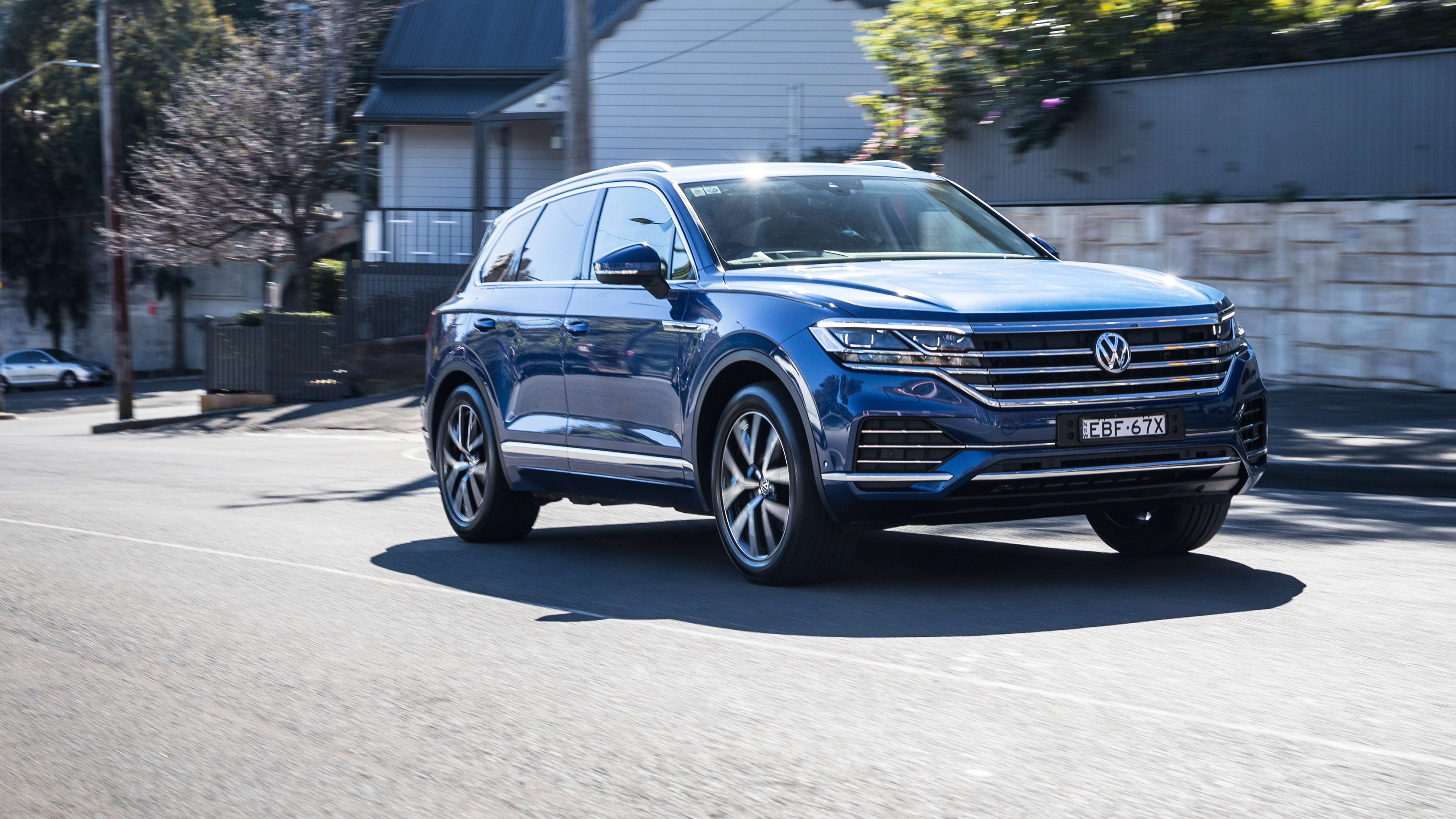 2019 Volkswagen Touareg Launch Edition review | CarAdvice