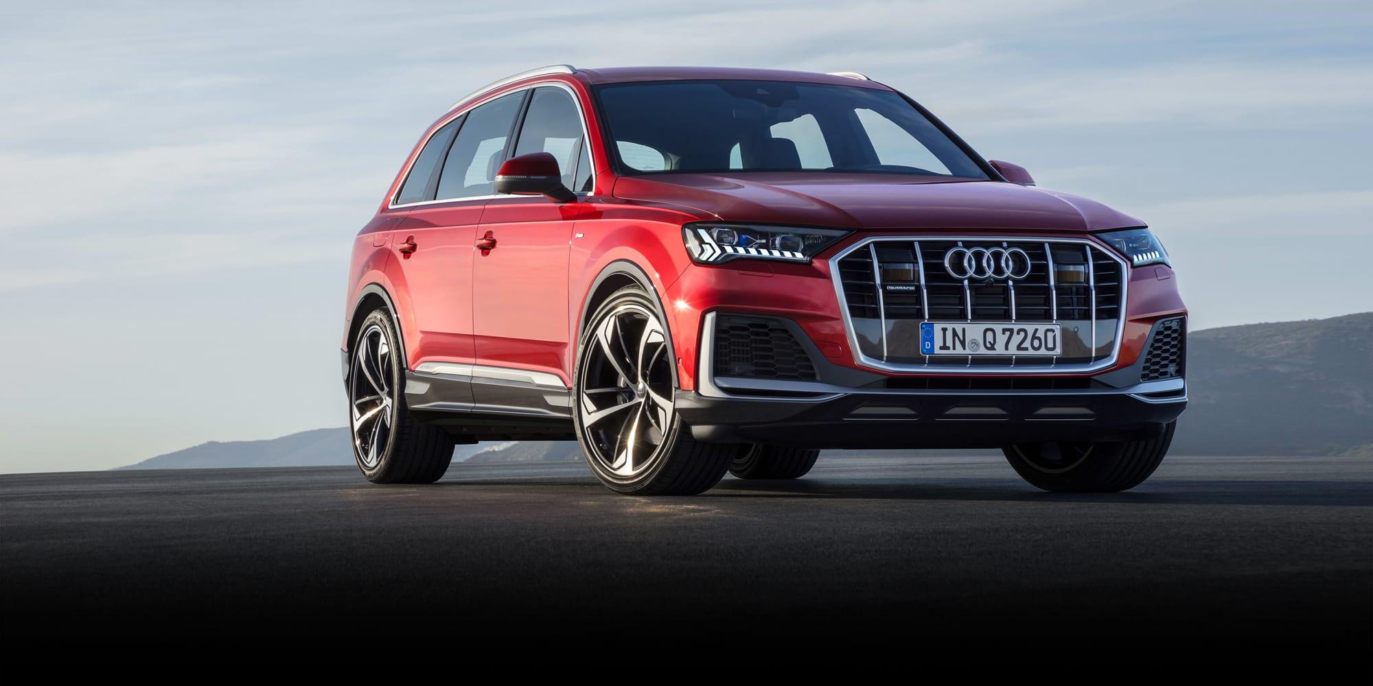 2020 Audi Q7 Review.2020 Audi Q7 Review Caradvice