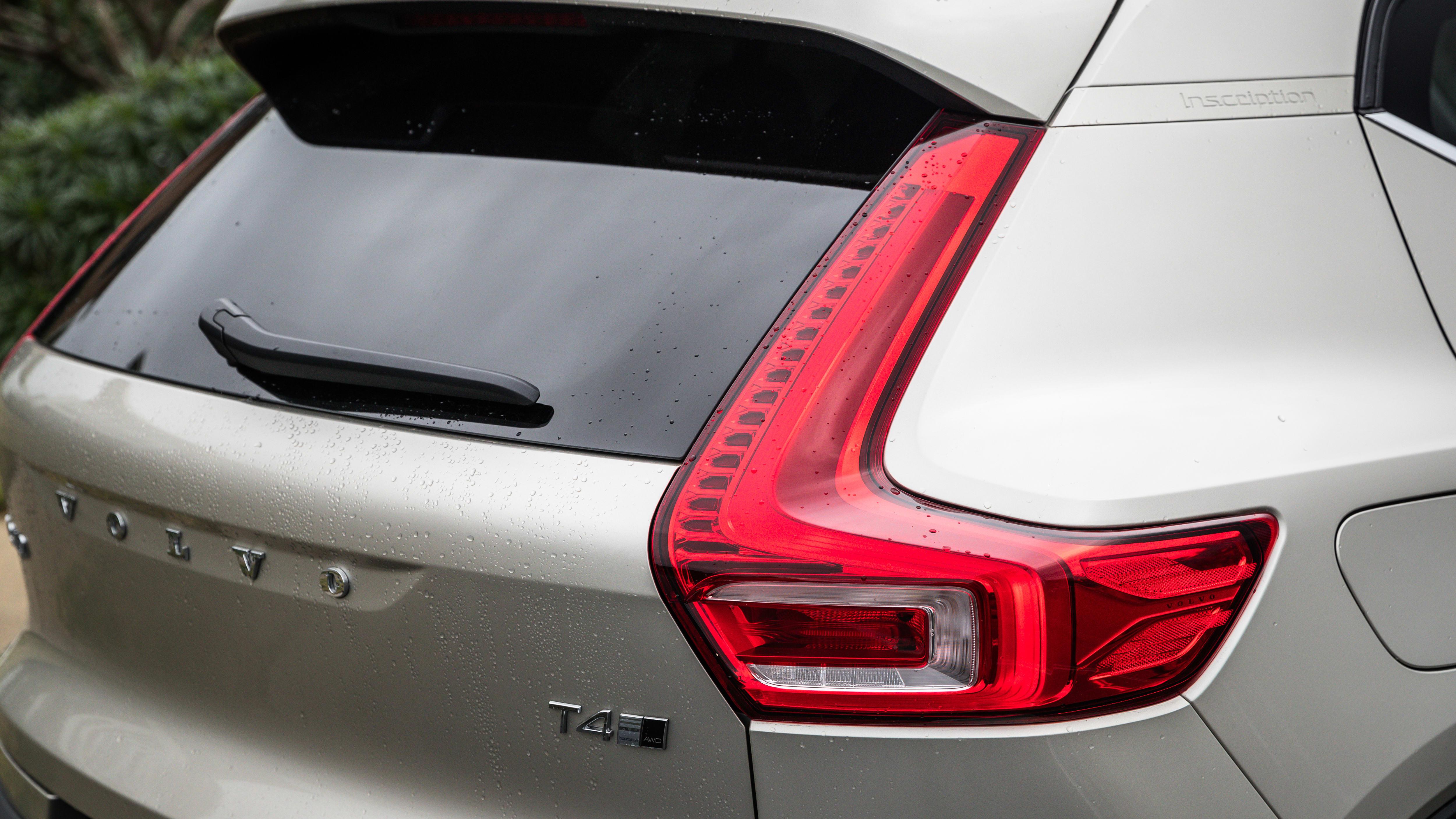 2019 Range Rover Evoque v Jaguar E-Pace v Lexus UX v Volvo