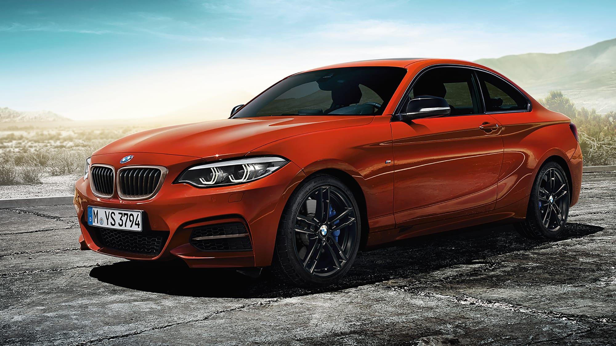 Ôtô thể thao giá rẻ BMW M240i