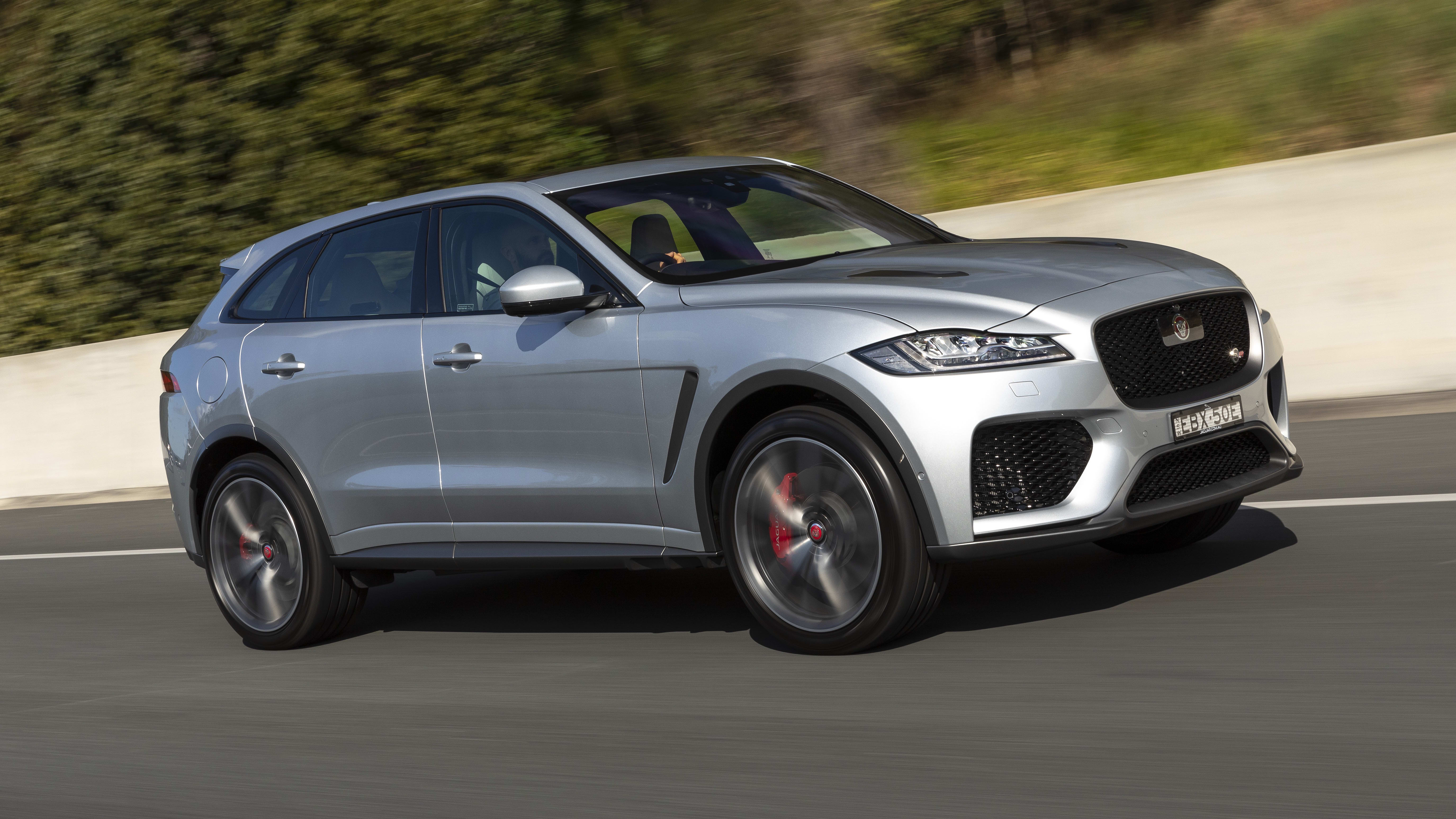 2020 Jaguar F Pace Svr Review Caradvice