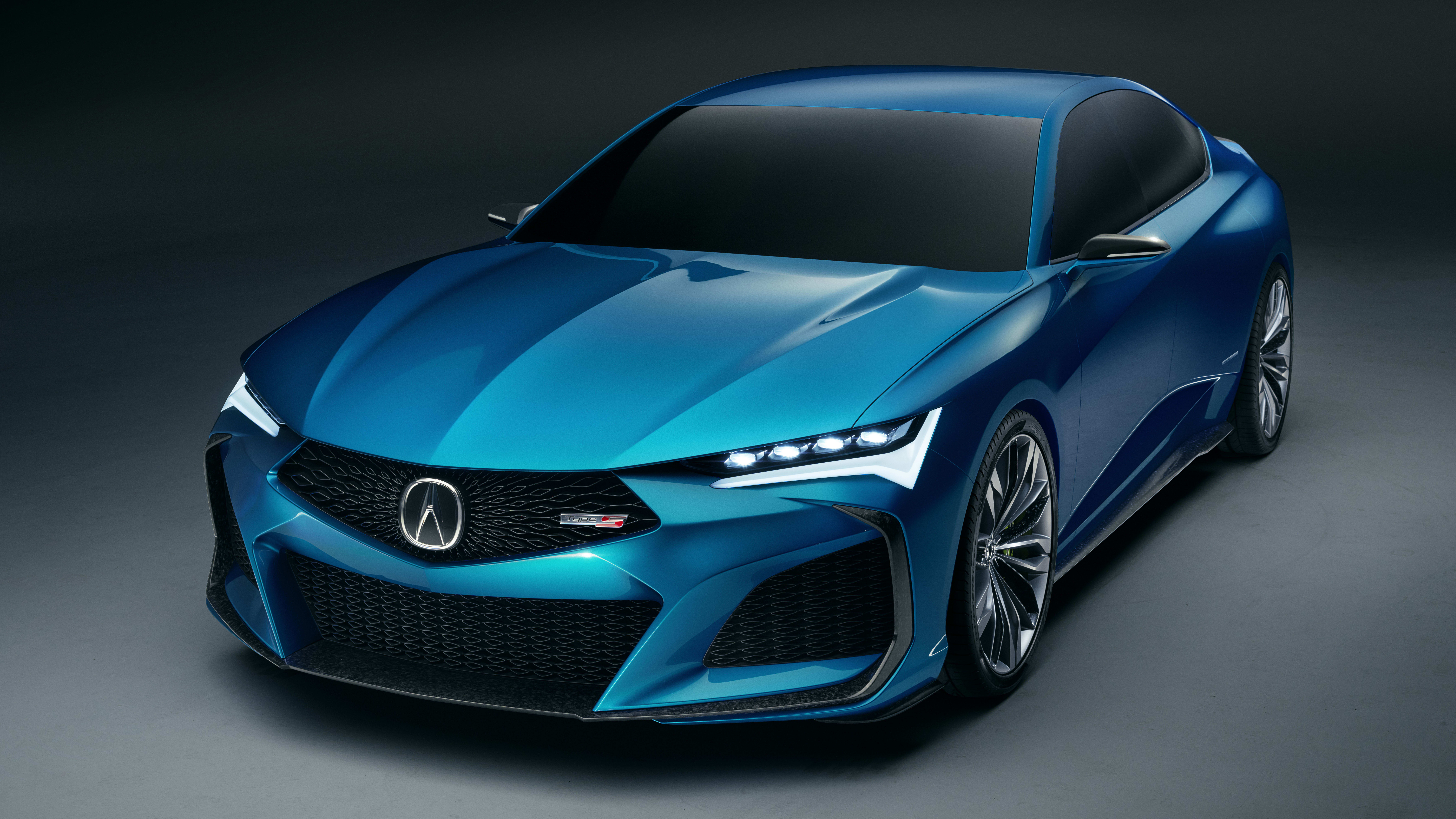 Acura Type S Concept Unveiled Caradvice