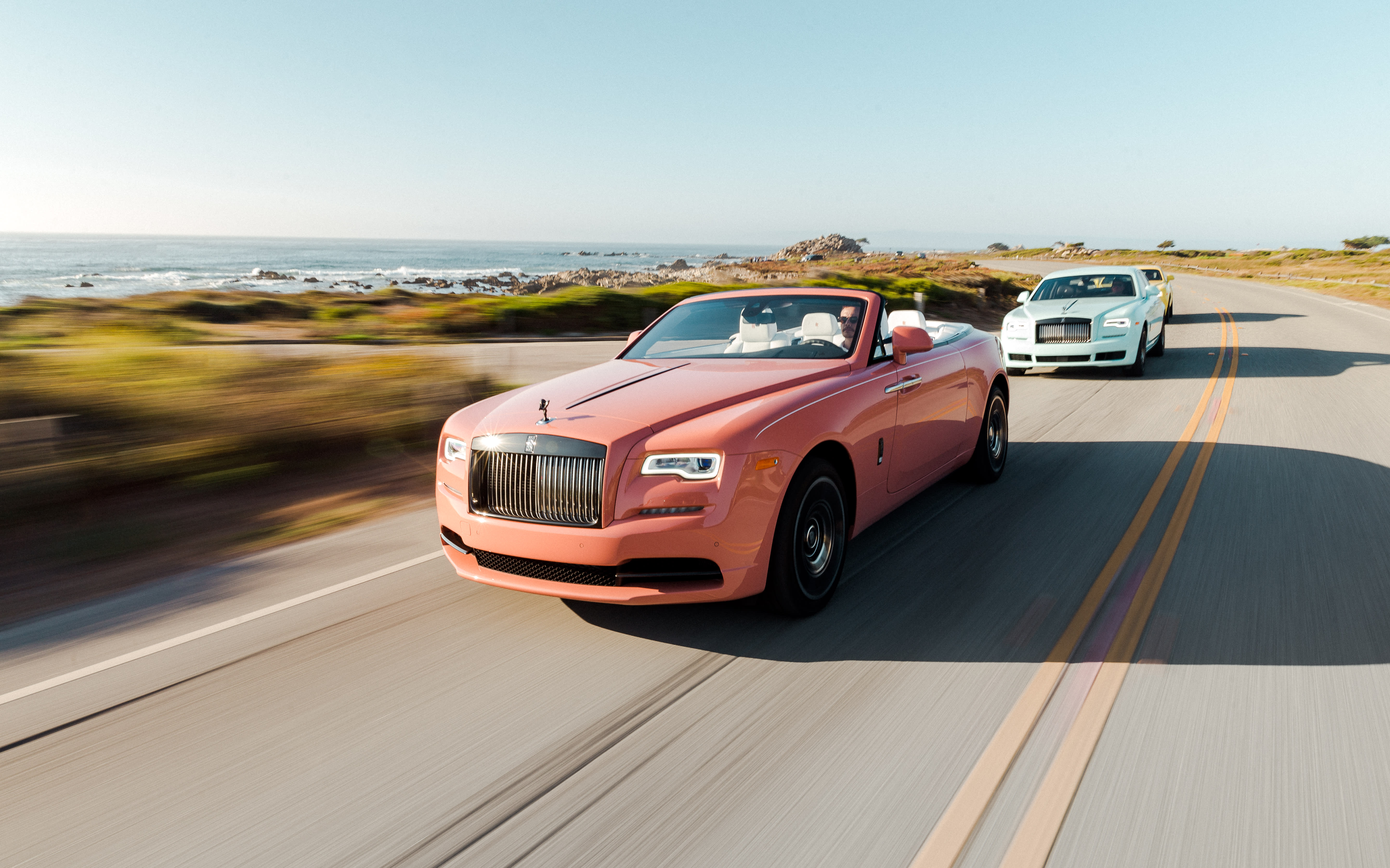 Rolls Royce Pebble Beach 2019 Pastel Collection Revealed Caradvice