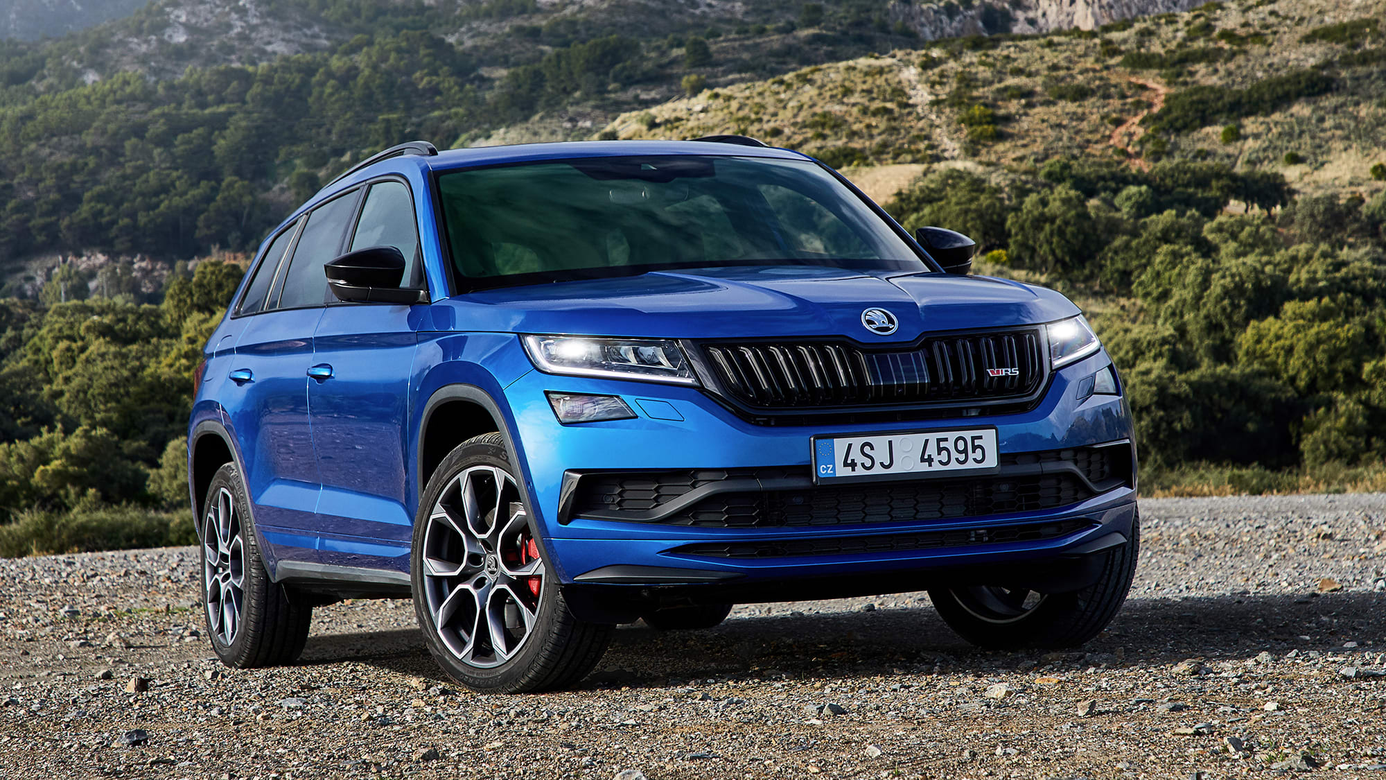 2020 Skoda Kodiaq Rs Pricing And Specs Caradvice