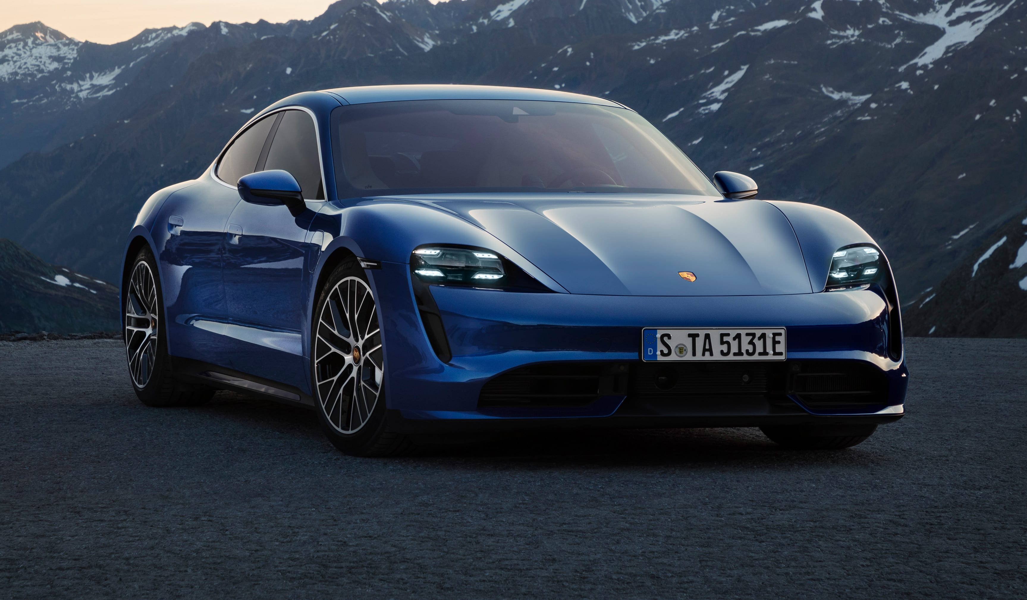 Epa Reports Lower Range For Porsche Taycan Turbo Caradvice