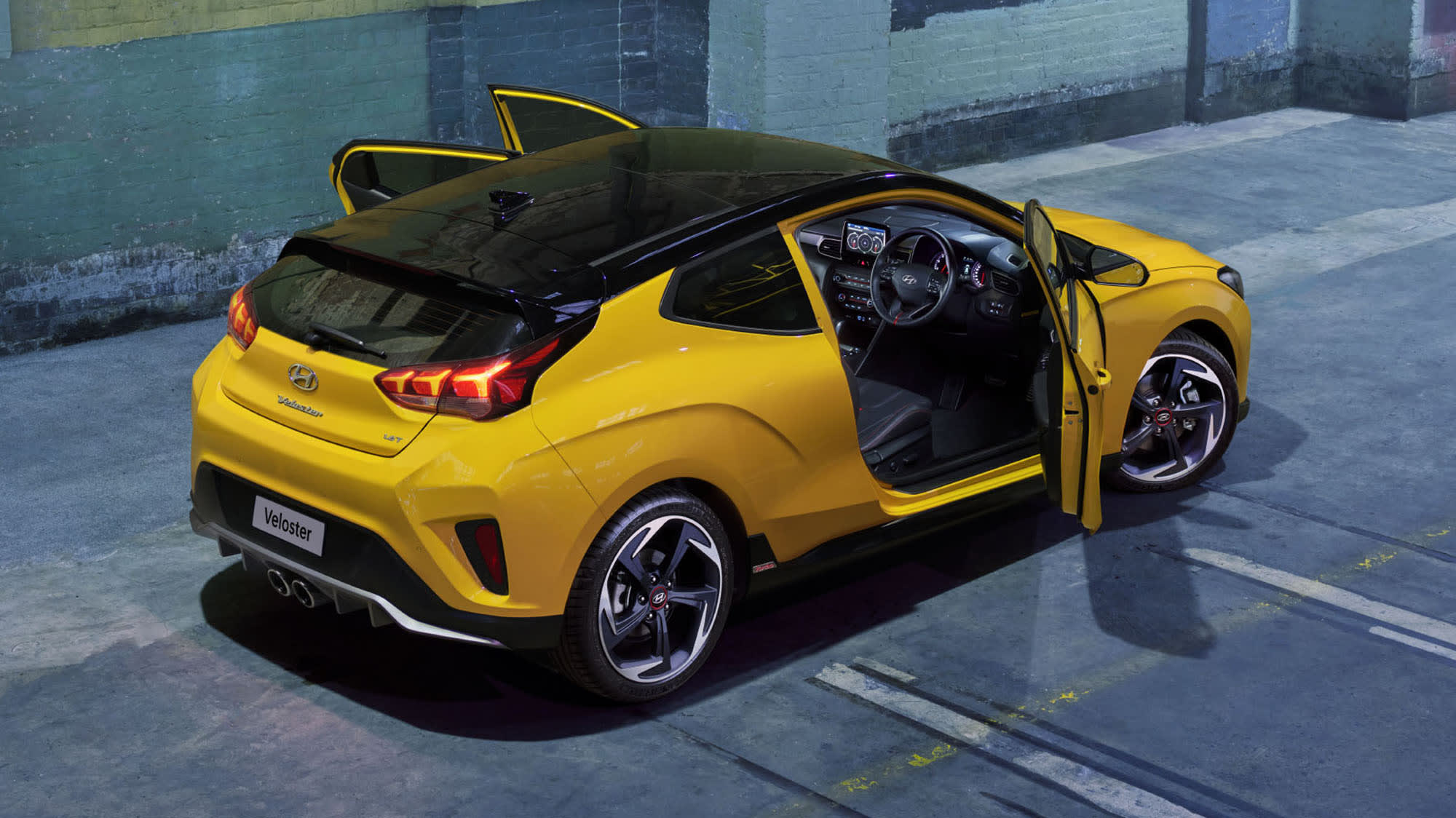 2020 Hyundai Veloster Turbo Rumors