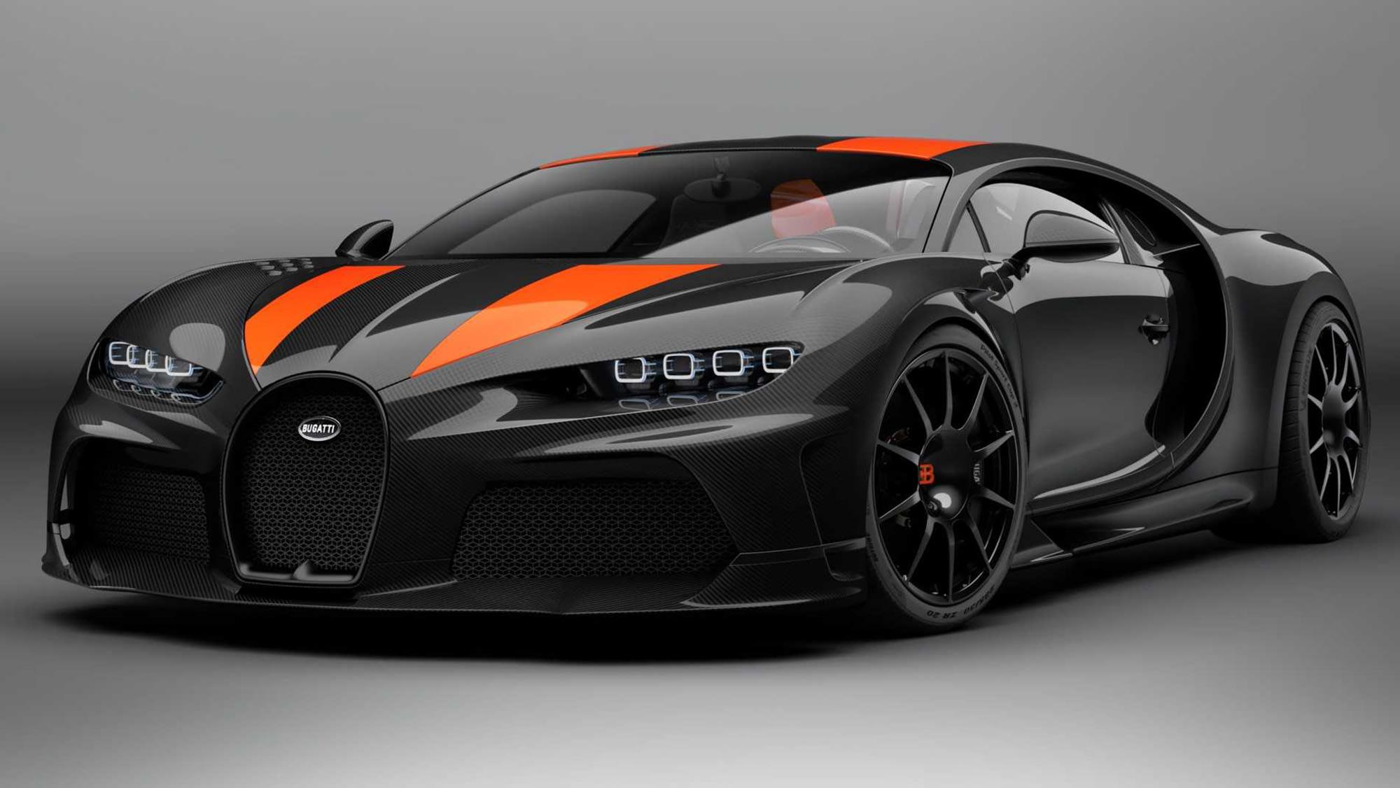 2020 Bugatti Veyron New Review