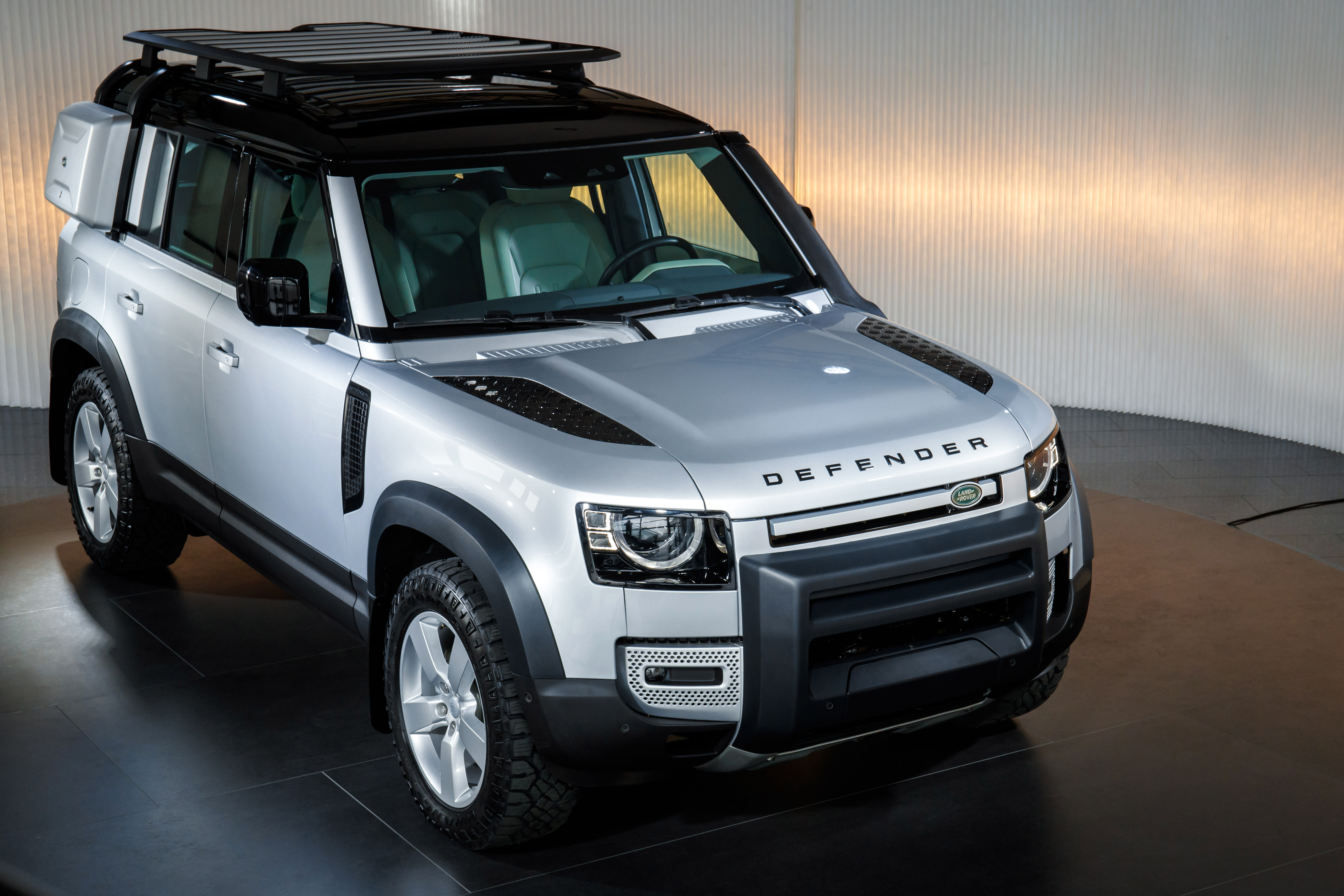 2020 Land Rover Defender Pictures